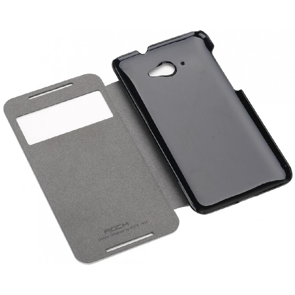 Чехол для моб. телефона Rock Lenovo S960 Excel series black (S960-62980) изображение 3
