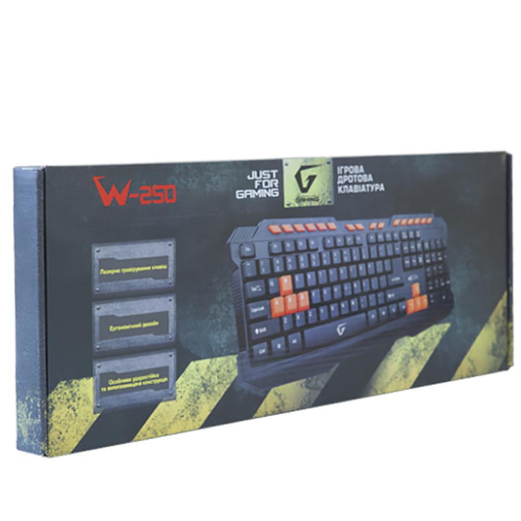 Клавиатура GEMIX W-250 изображение 6