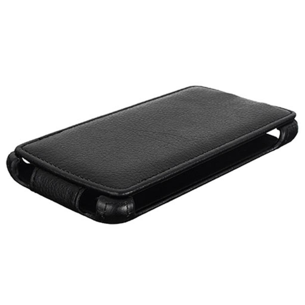 Чехол для моб. телефона Vellini для LG L80 (D380) Black /Lux-flip/ (215519) (215519) изображение 4