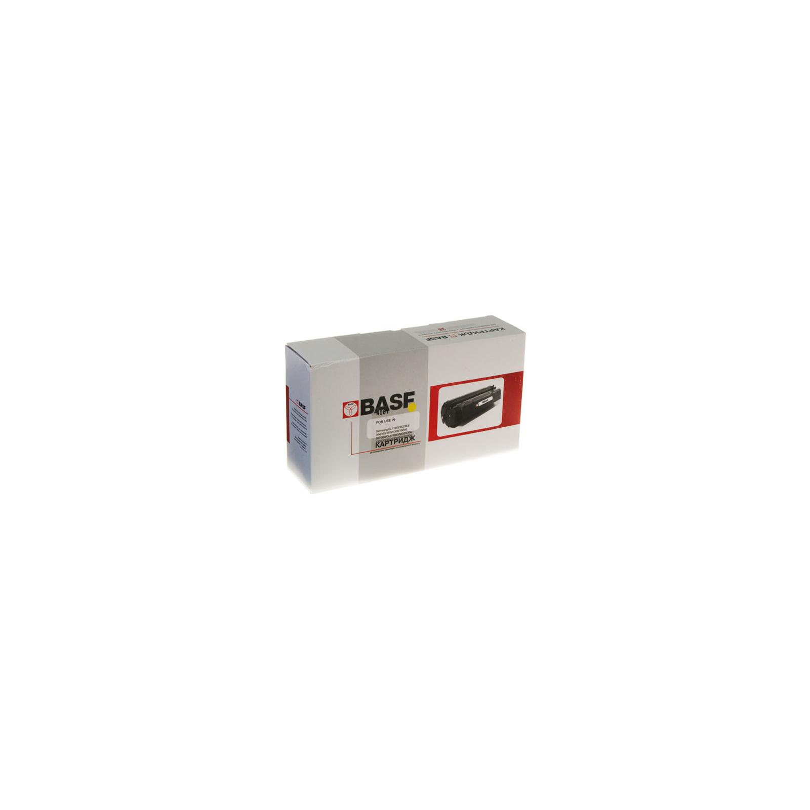Картридж BASF для Samsung CLP-365/CLX-3305/3305FN Yellow (BY365)