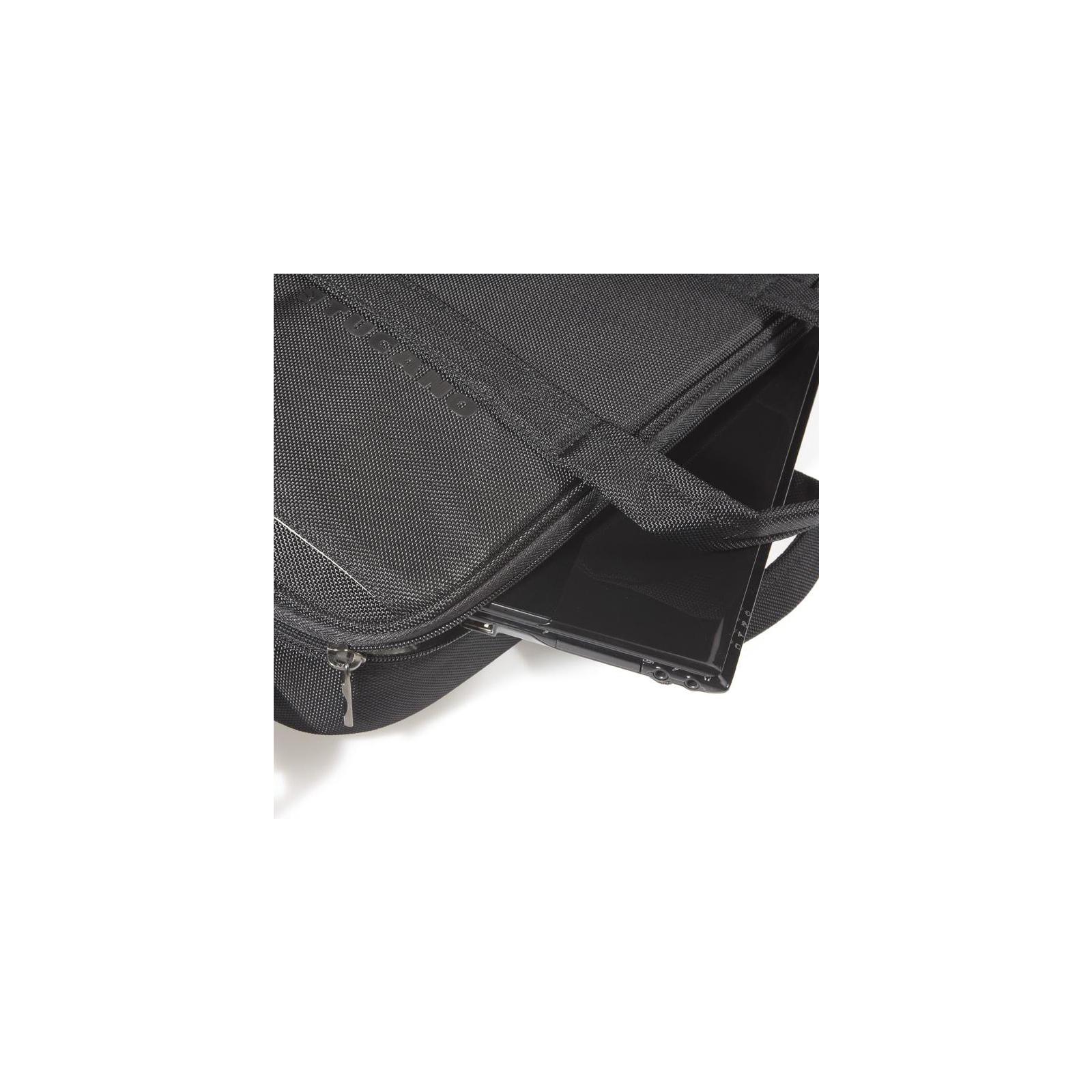 """Сумка для ноутбука Tucano 15"""" Prima Black (BSTUP) изображение 3"""