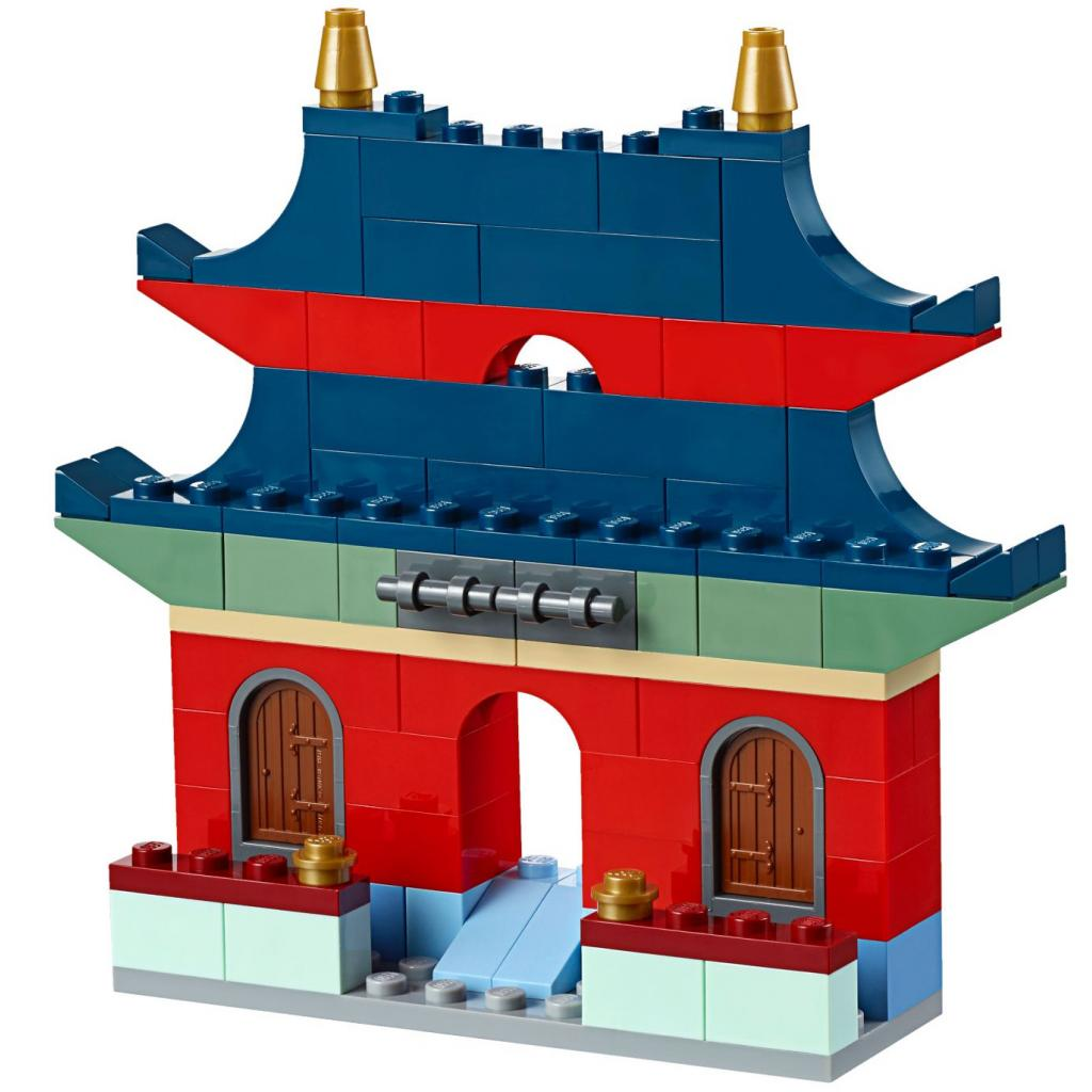 Конструктор LEGO Classic Набор кубиков для свободного конструирования (10702) изображение 10