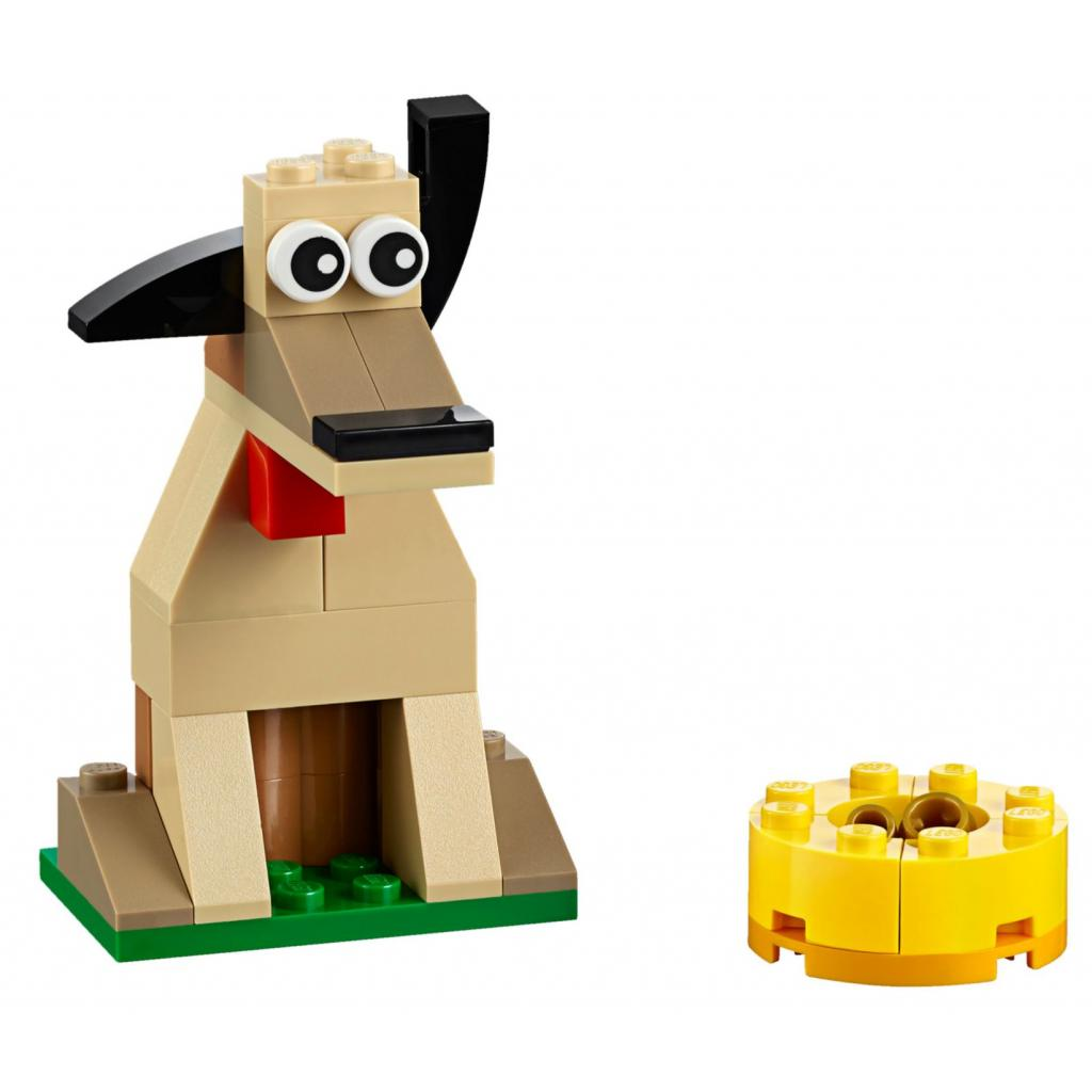 Конструктор LEGO Classic Набор кубиков для свободного конструирования (10702) изображение 4