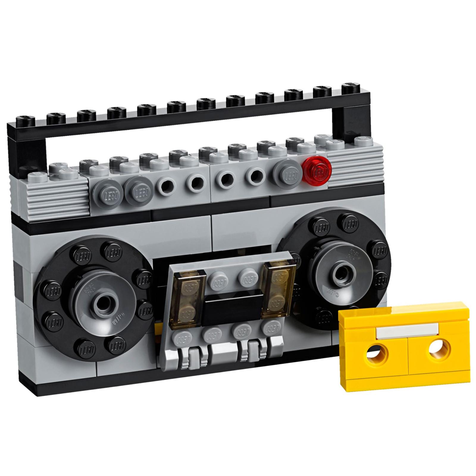 Конструктор LEGO Classic Набор кубиков для свободного конструирования (10702) изображение 5
