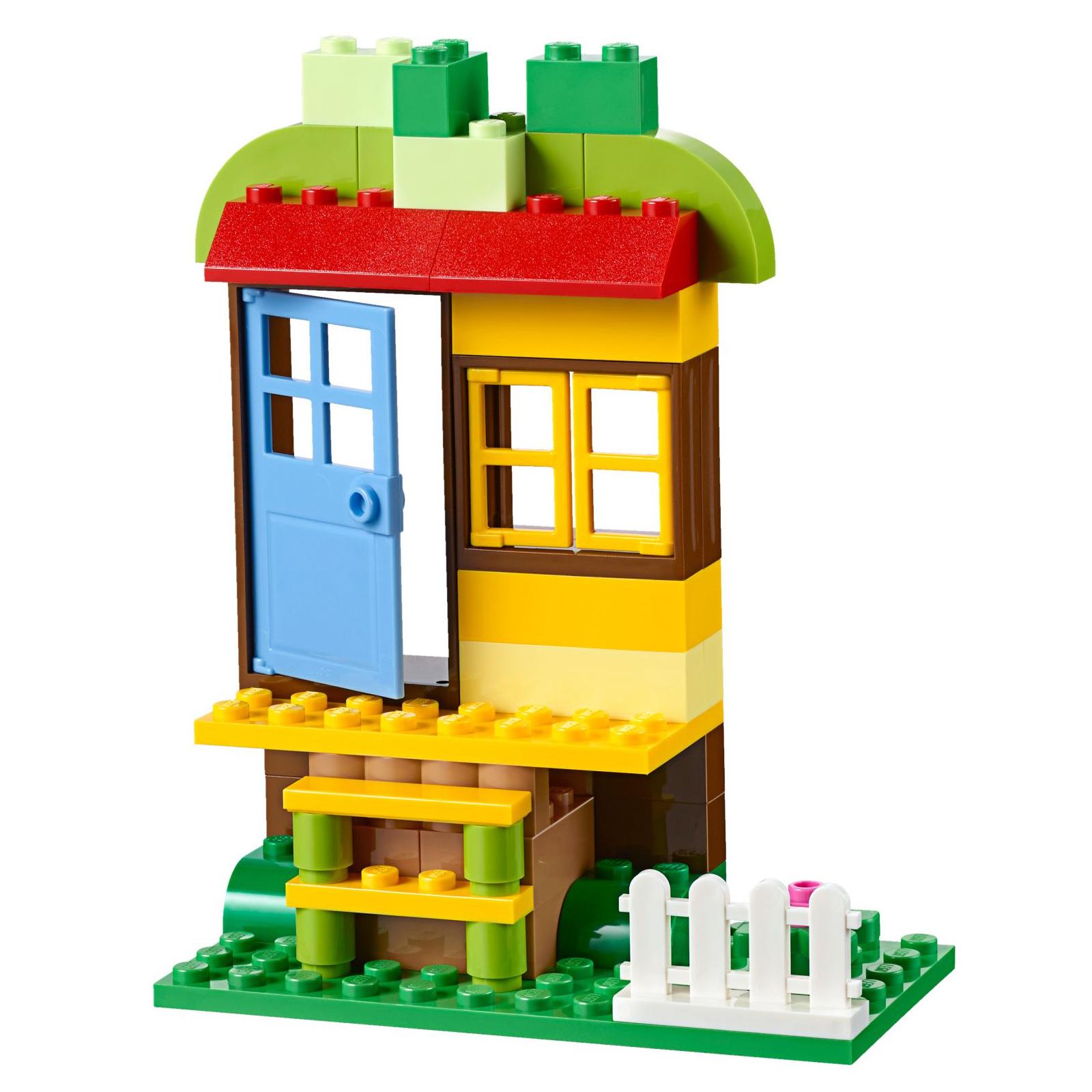 Конструктор LEGO Classic Набор кубиков для свободного конструирования (10702) изображение 9