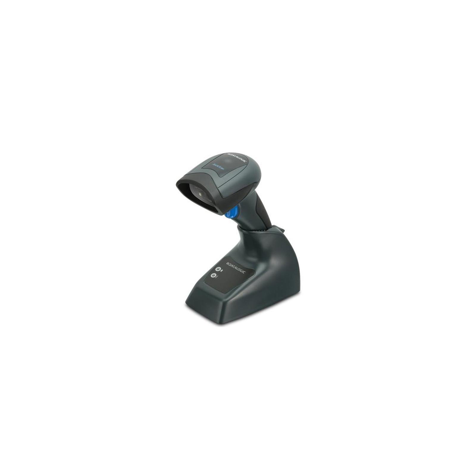 Сканер штрих-кода Datalogic QuickScan I QBT2400 Bluetooth (QBT2430-BK-BTK1) изображение 2