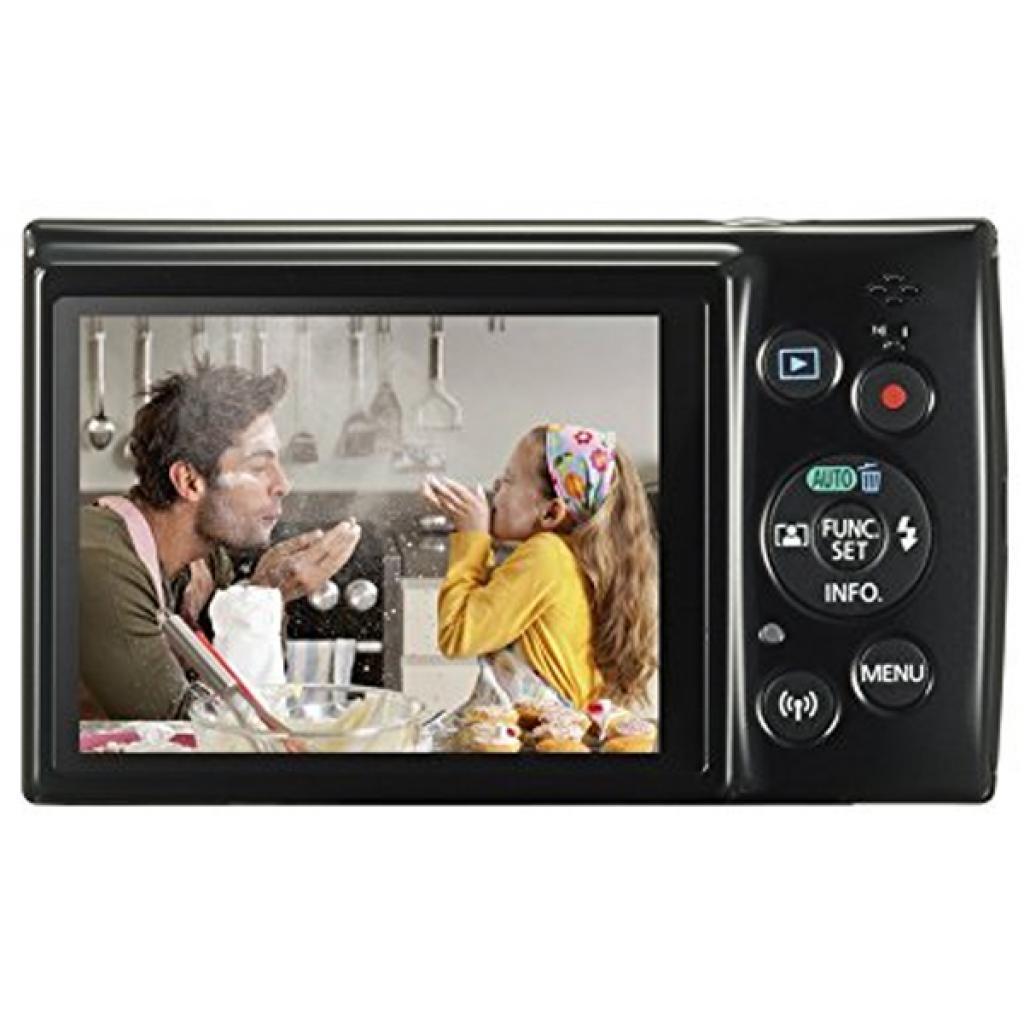 Цифровой фотоаппарат Canon IXUS 180 Black (1085C010) изображение 2