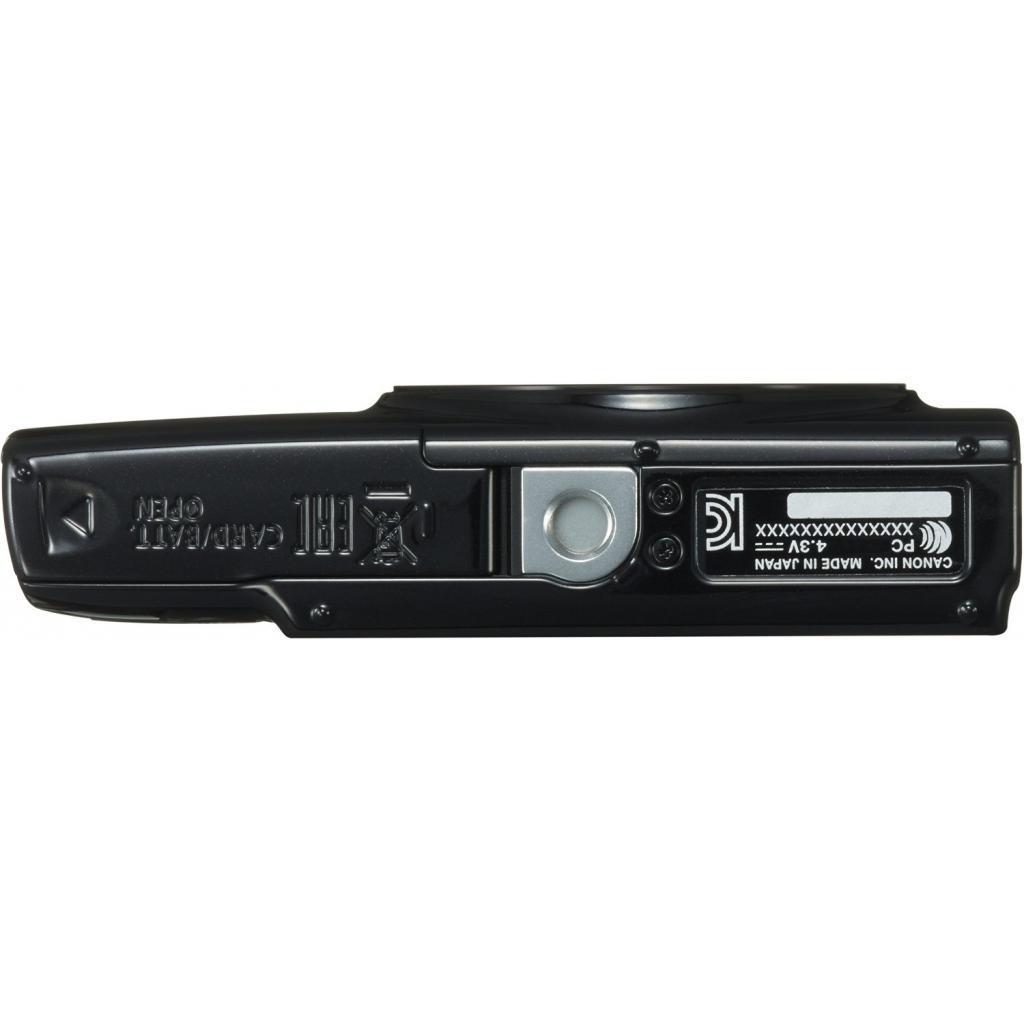 Цифровой фотоаппарат Canon IXUS 180 Black (1085C010) изображение 4