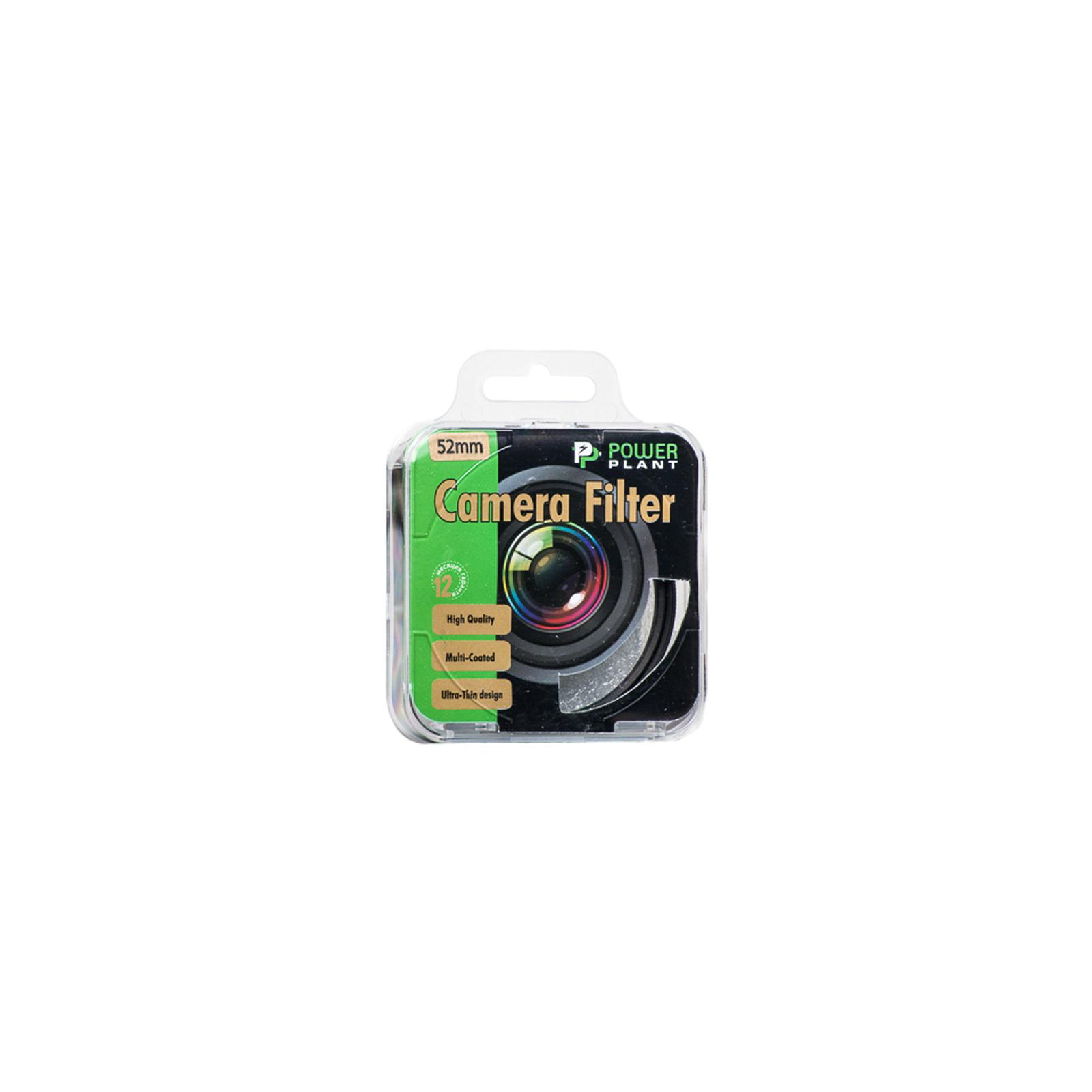 Светофильтр PowerPlant CPL 52 мм (CPLF52) изображение 2