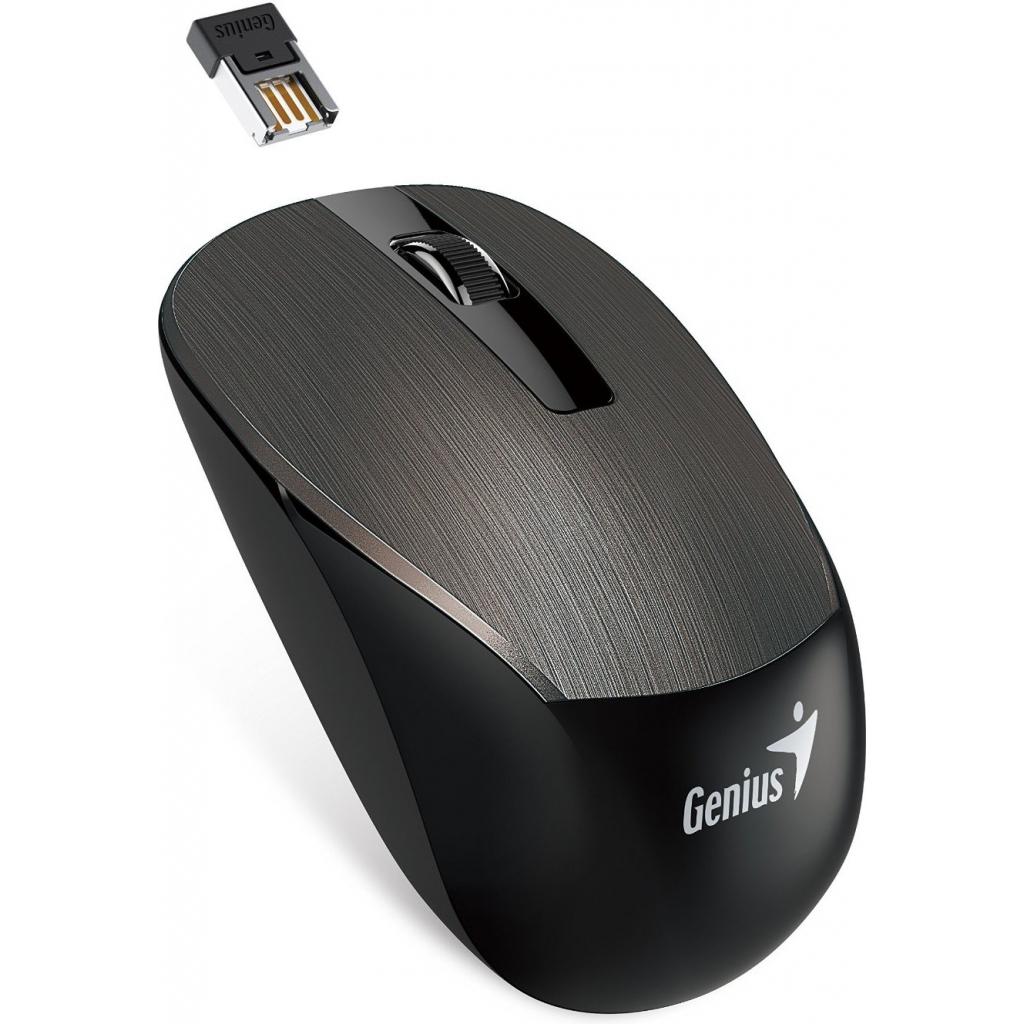 Мышка Genius NX-7015 Chocolate (31030119102) изображение 2