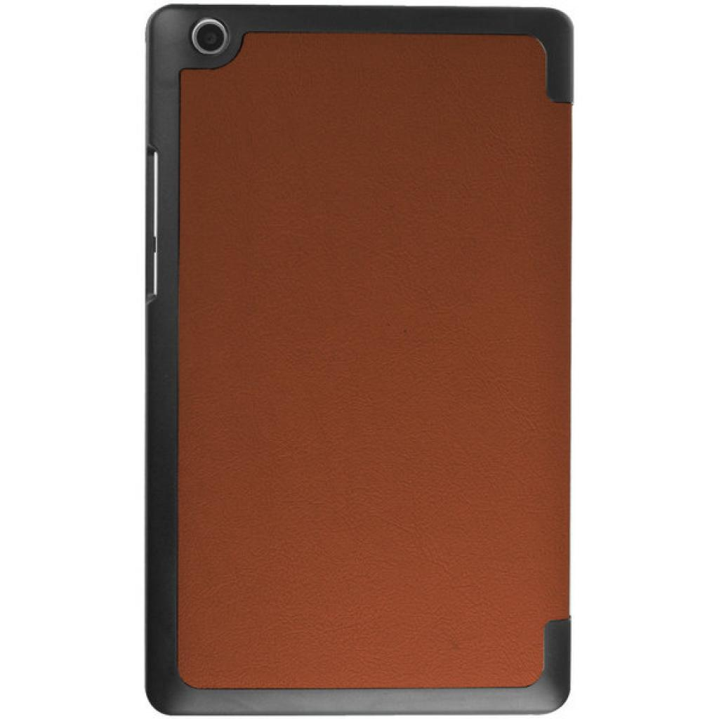 Чехол для планшета AirOn для Lenovo Tab 2 A8 brown (4822352778880) изображение 2