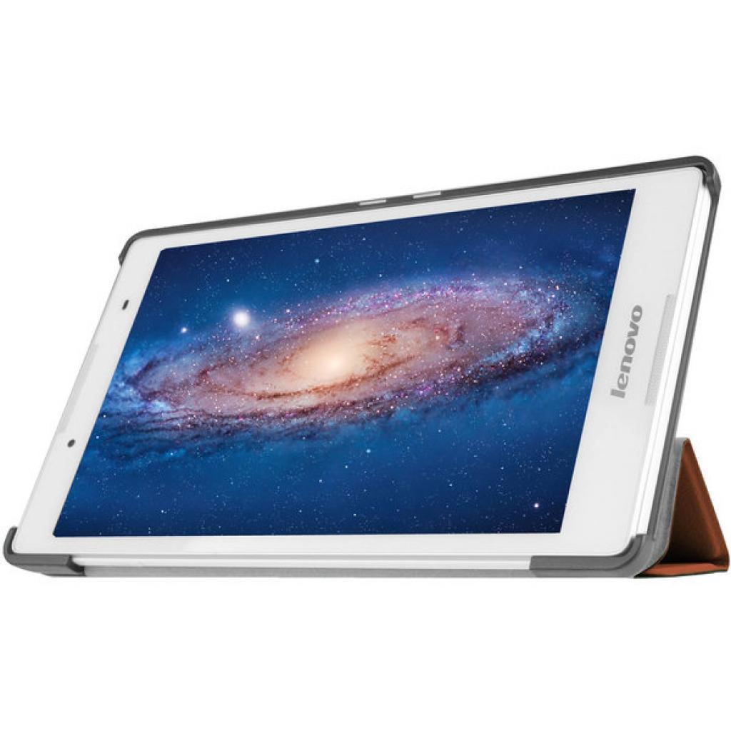 Чехол для планшета AirOn для Lenovo Tab 2 A8 brown (4822352778880) изображение 4