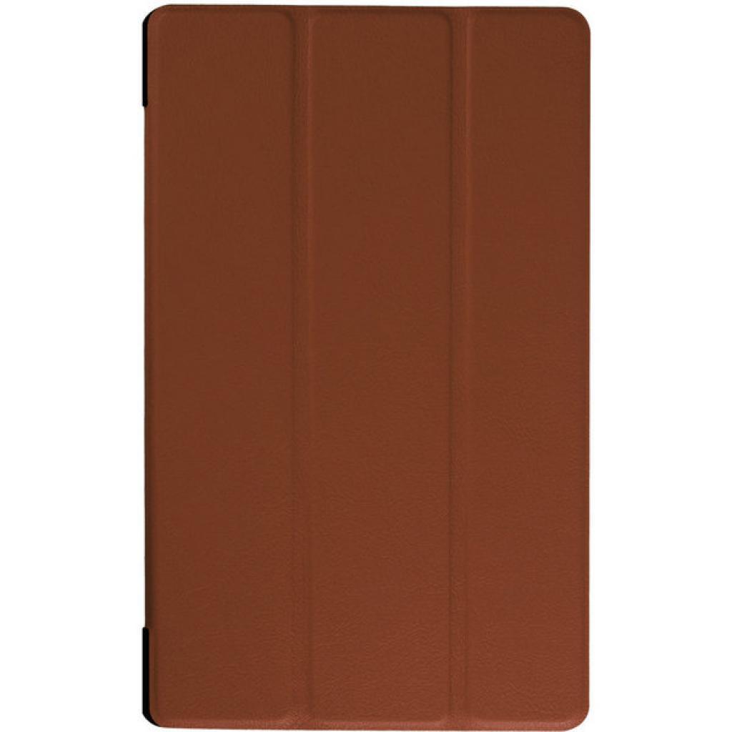 Чехол для планшета AirOn для Lenovo Tab 2 A8 brown (4822352778880)