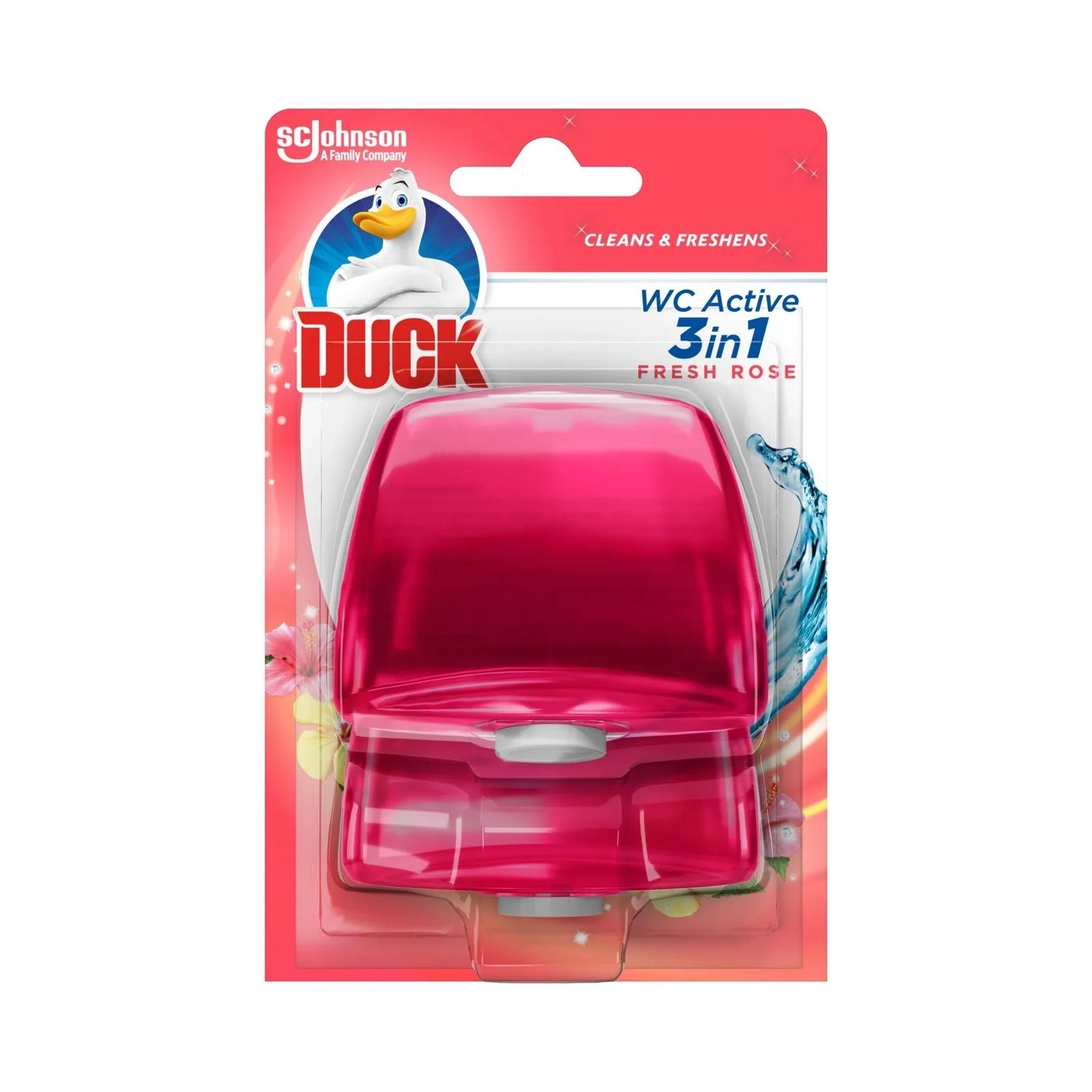 Туалетный блок Туалетный утенок Свежесть лепестков (5000204560725)