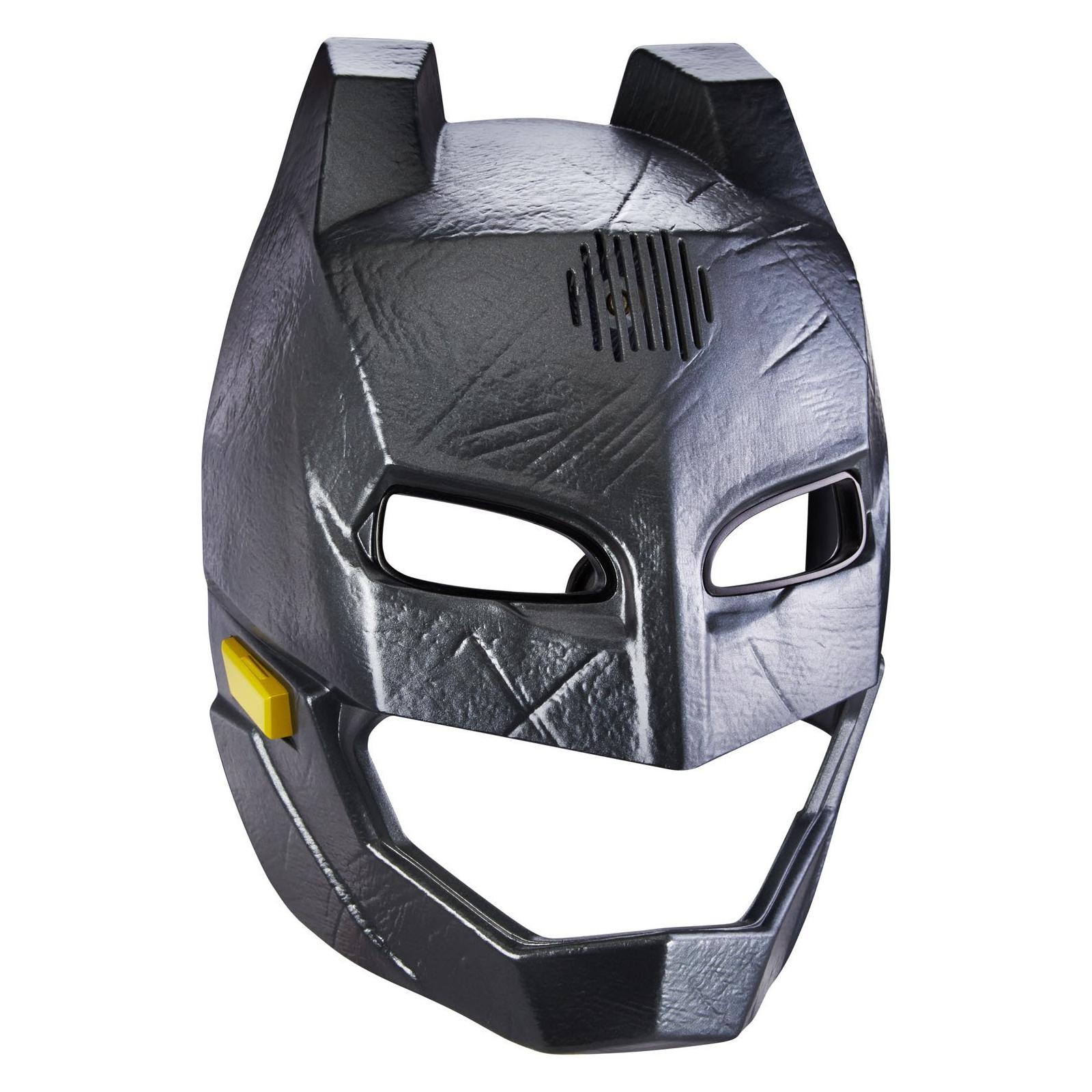 Игровой набор Mattel Шлем Бэтмен против Супермена (DHY31) изображение 2