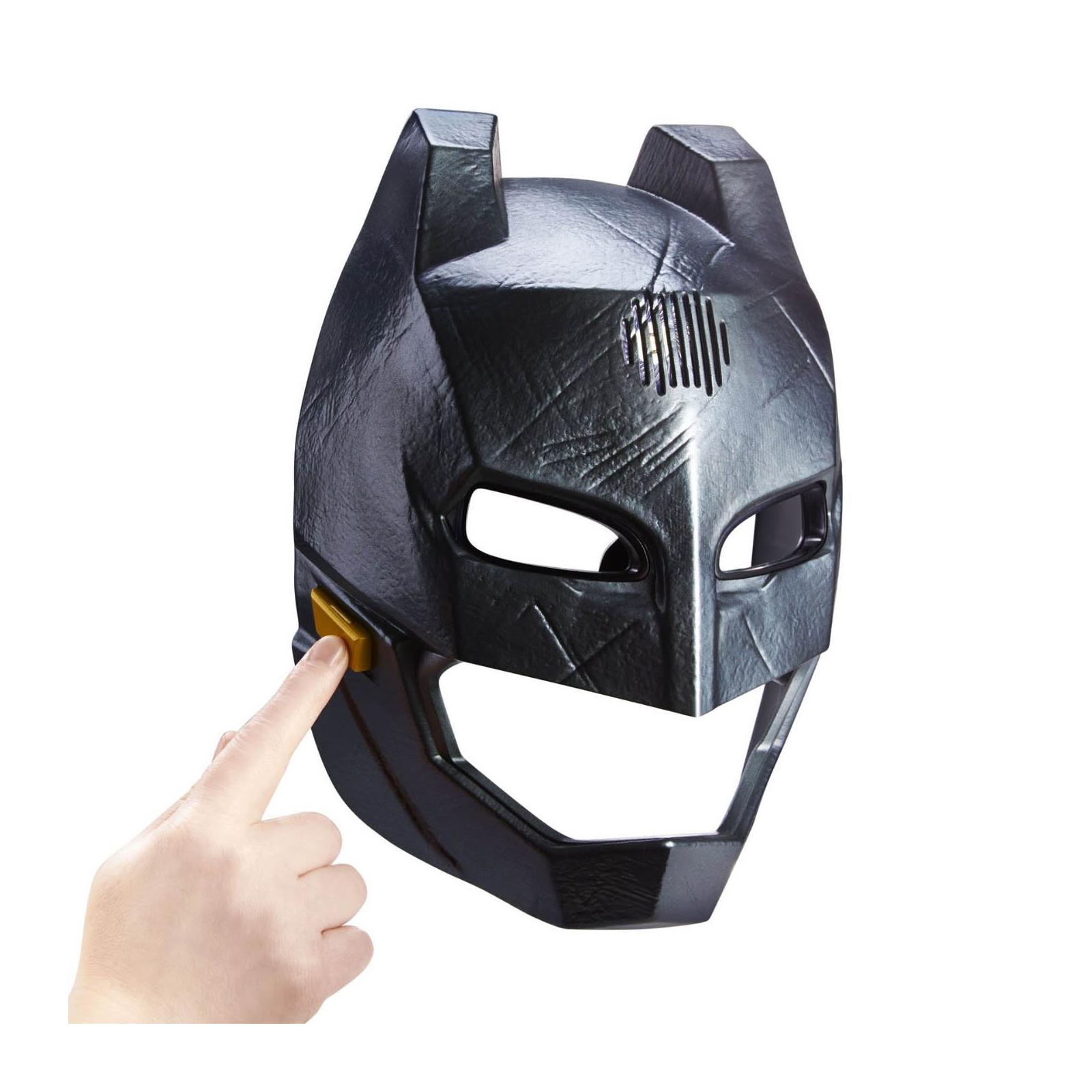 Игровой набор Mattel Шлем Бэтмен против Супермена (DHY31) изображение 3