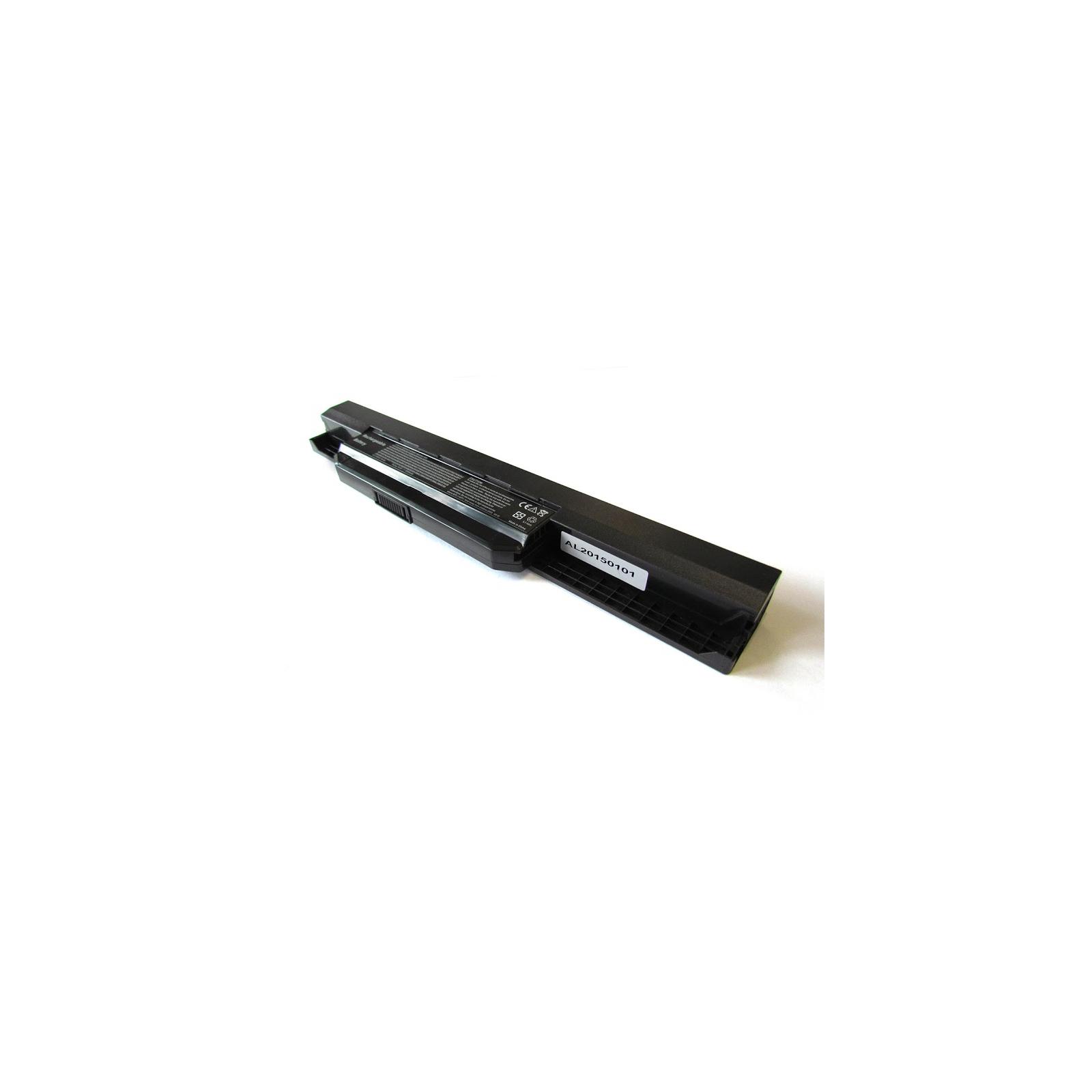 Аккумулятор для ноутбука Asus K53 10,8V 4400mAh Grand-X (A32-K53)