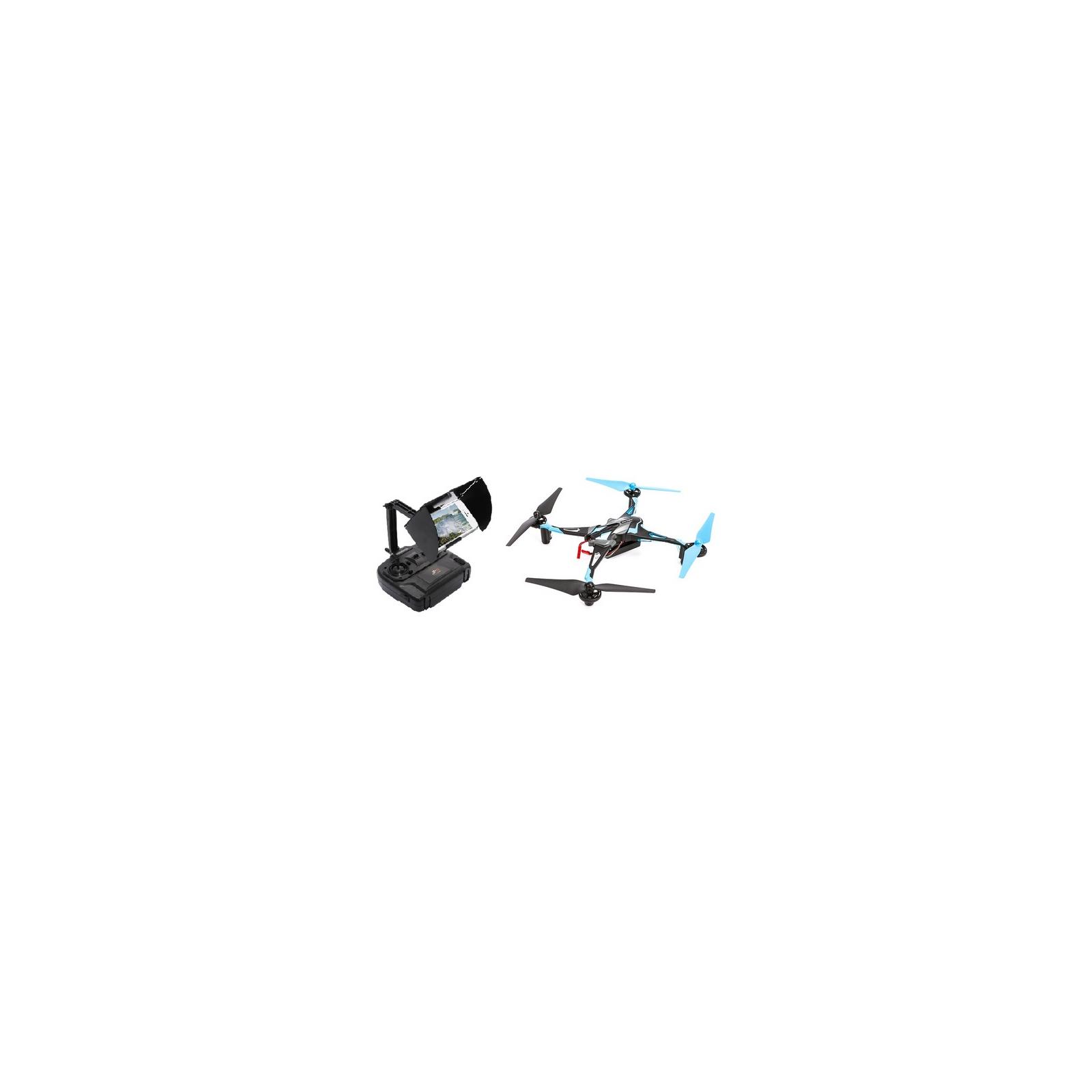 Квадрокоптер Nine Eagles Galaxy Visitor 6 FPV 4CH с Wi-Fi камерой бирюзовый (NE201884) изображение 5