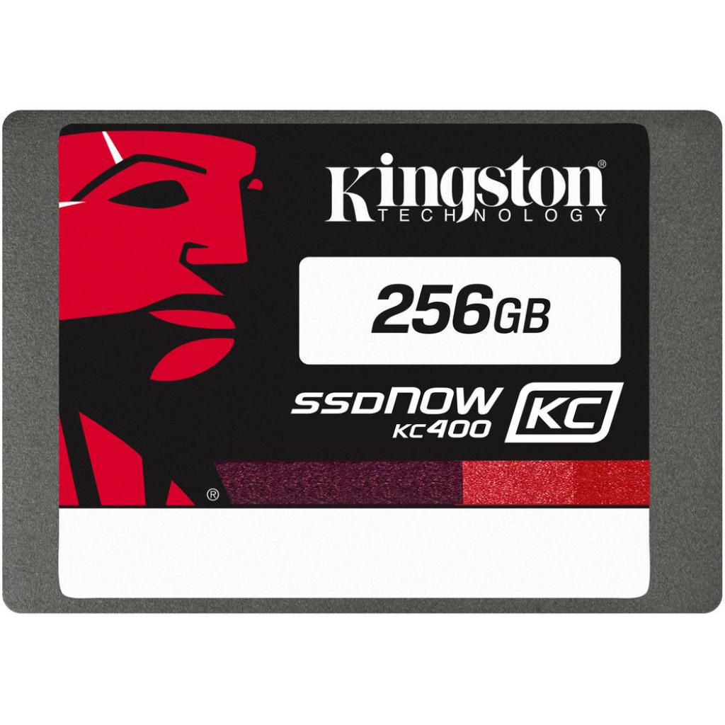 "Накопитель SSD 2.5"" 256GB Kingston (SKC400S3B7A/256G)"