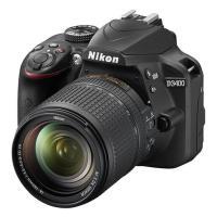 Цифровой фотоаппарат Nikon D3400 Kit 18-140 VR (VBA490KV01)