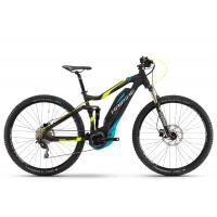 Электровелосипед Haibike SDURO FullNine 5.0 400Wh, 2017, рама 50см, черный, ход:100мм (4544410750)