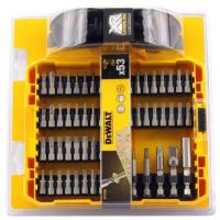 Набір біт DeWALT бит, магнит. держателей, 53 предм. (DT71550)