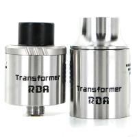 Дрипка Vaporesso Transformer RDA Silver (VPTRANSRDAS)