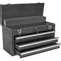 Ящик для інструментів Topex шкаф  металлический 4 ящика, ключ (79R116)