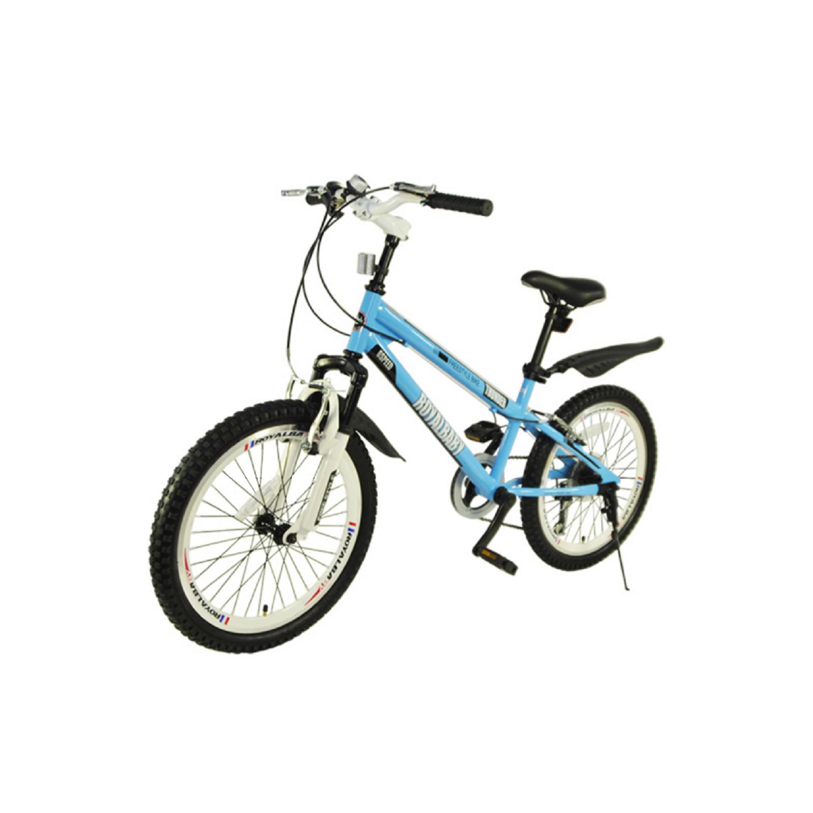 """Велосипед Royal Baby FREESTYLE 20"""" 6-ск, синий (RB20B-6S-BLU)"""