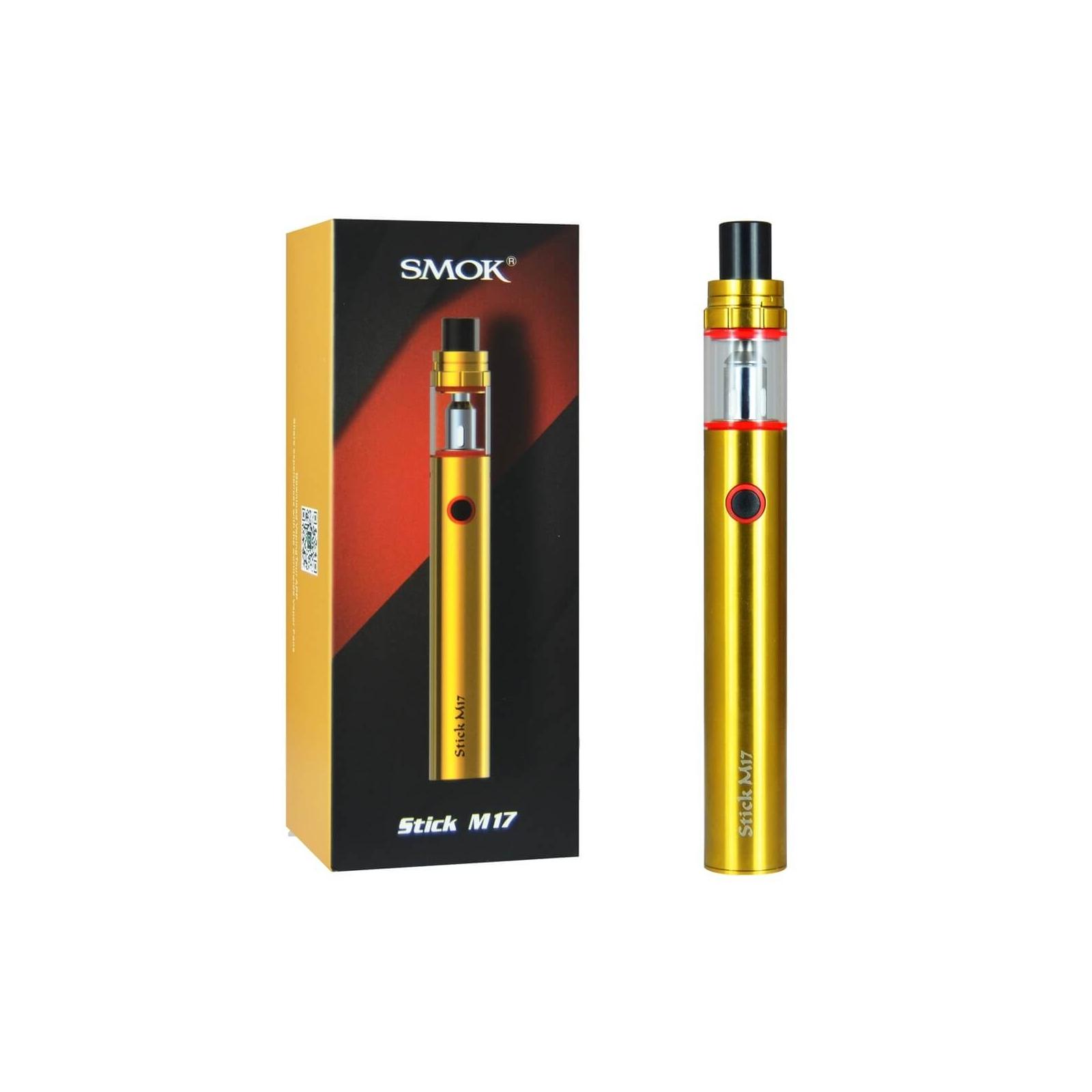 Стартовый набор Smok Stick M17 Gold (SMSM17G) изображение 2