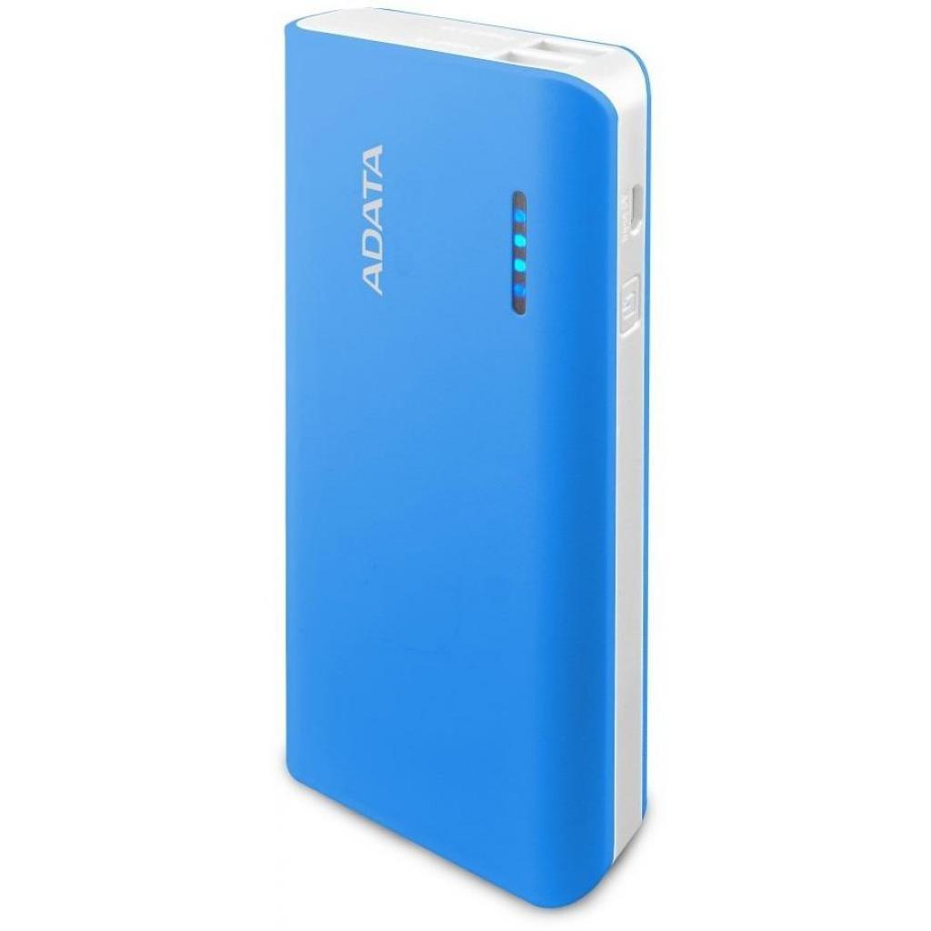 Батарея универсальная ADATA PT100 10000mAh Blue-White (APT100-10000M-5V-CBLWH)