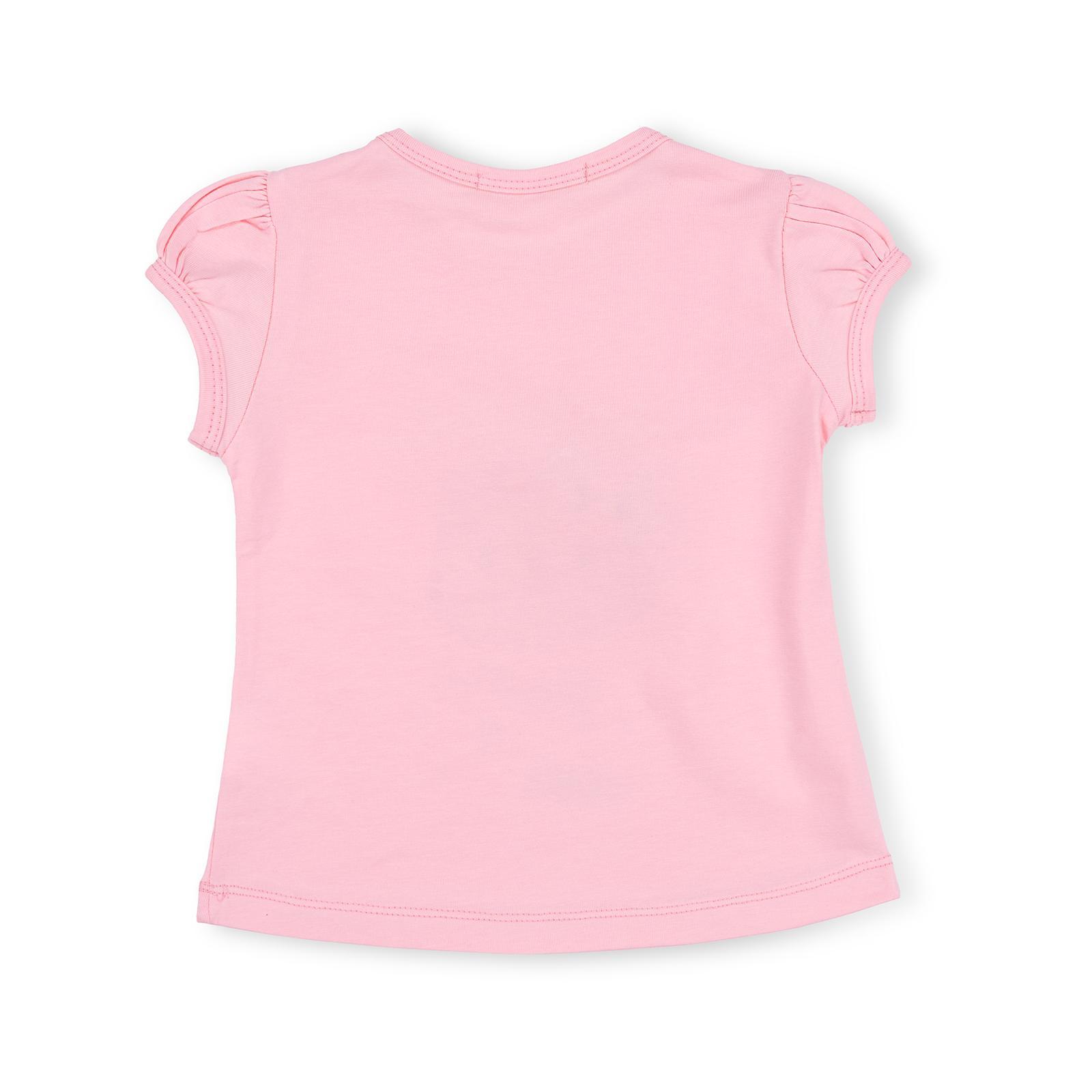 Набор детской одежды Breeze с котиками (7493-74G-pink) изображение 5