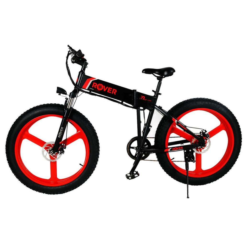 Электровелосипед Rover Monster 1 Spider Red (345271)