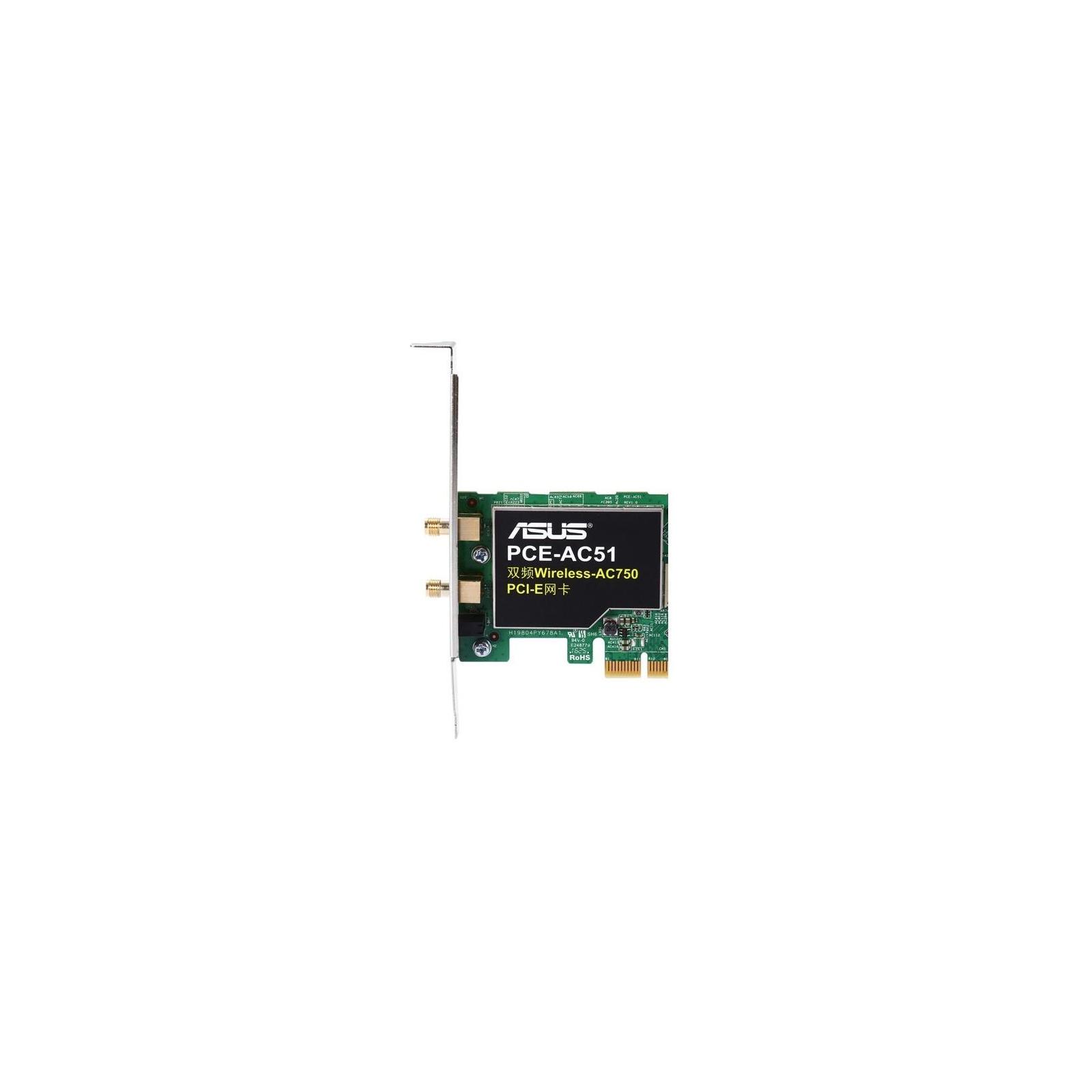 Сетевая карта Wi-Fi ASUS PCE-AC51 изображение 4