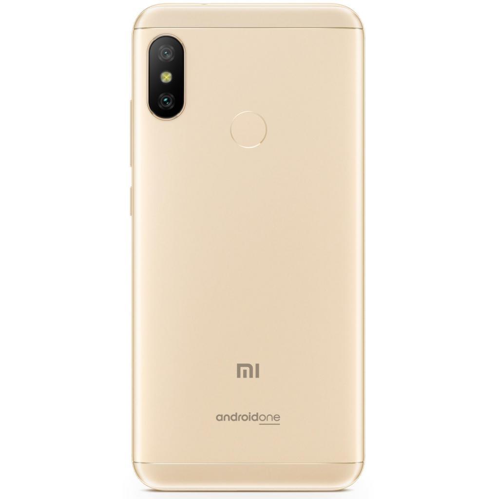 Мобильный телефон Xiaomi Mi A2 Lite 4/64 Gold изображение 2