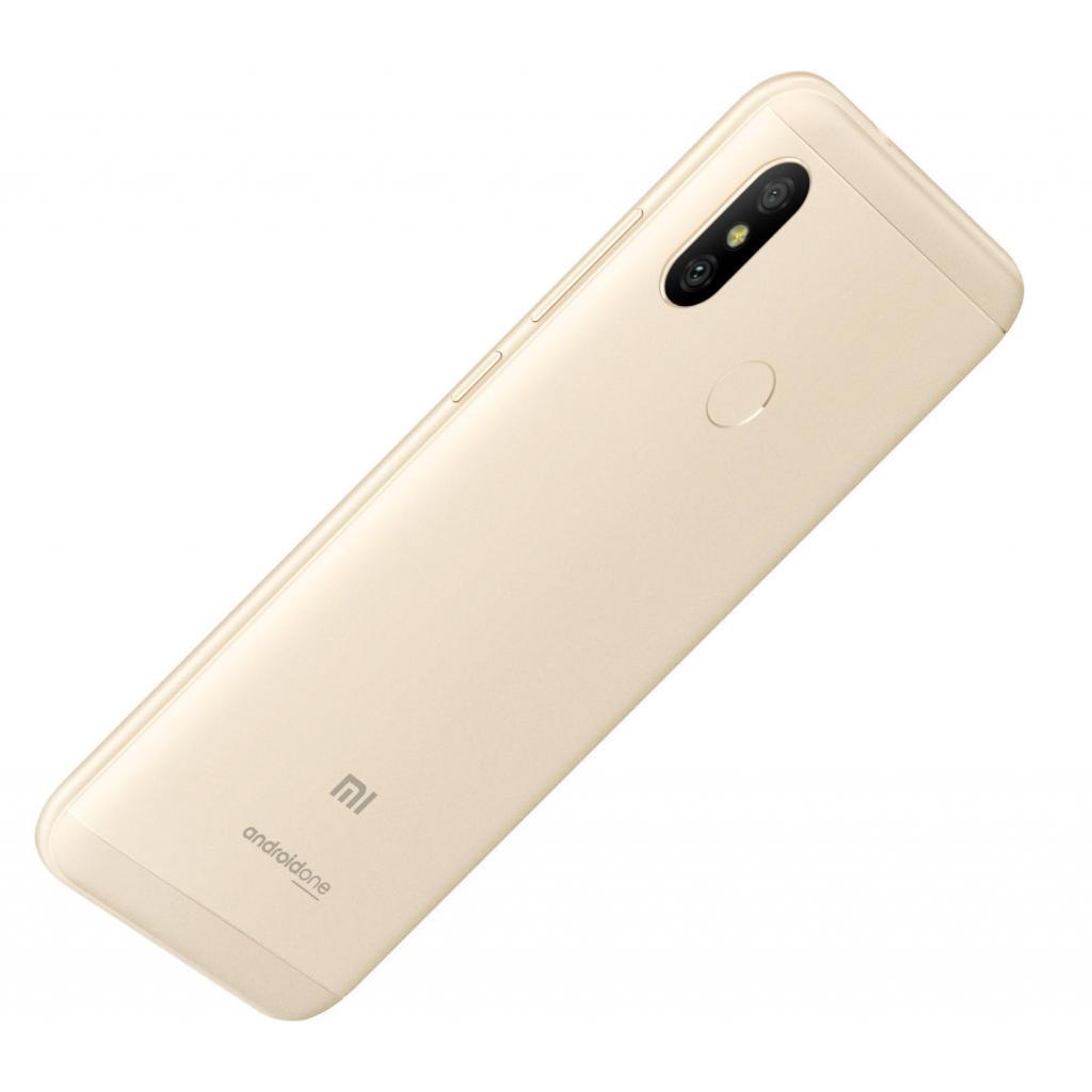 Мобильный телефон Xiaomi Mi A2 Lite 4/64 Gold изображение 8