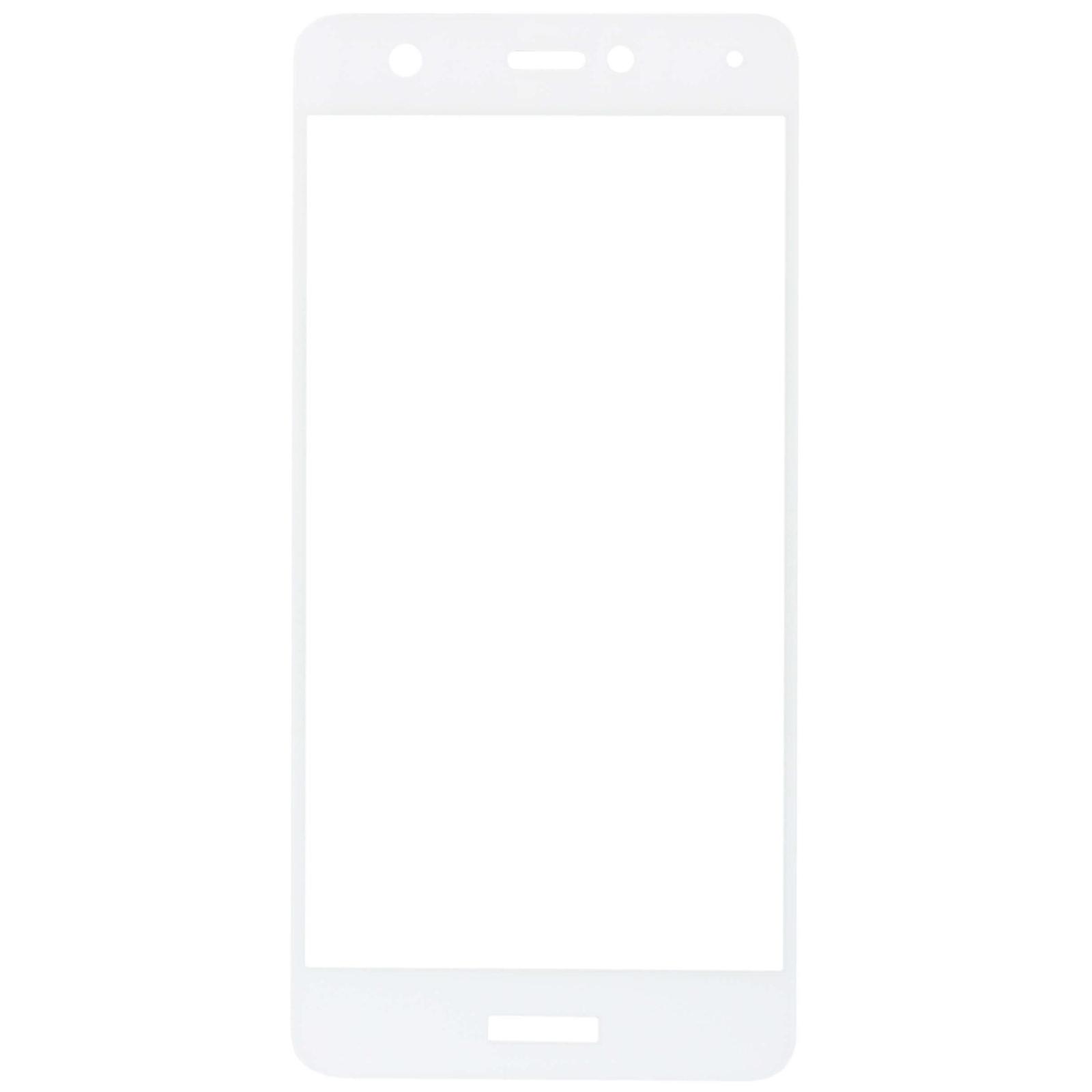 Стекло защитное MakeFuture для Huawei Nova White Full Cover Full Glue (MGFCFG-HUNW) изображение 2