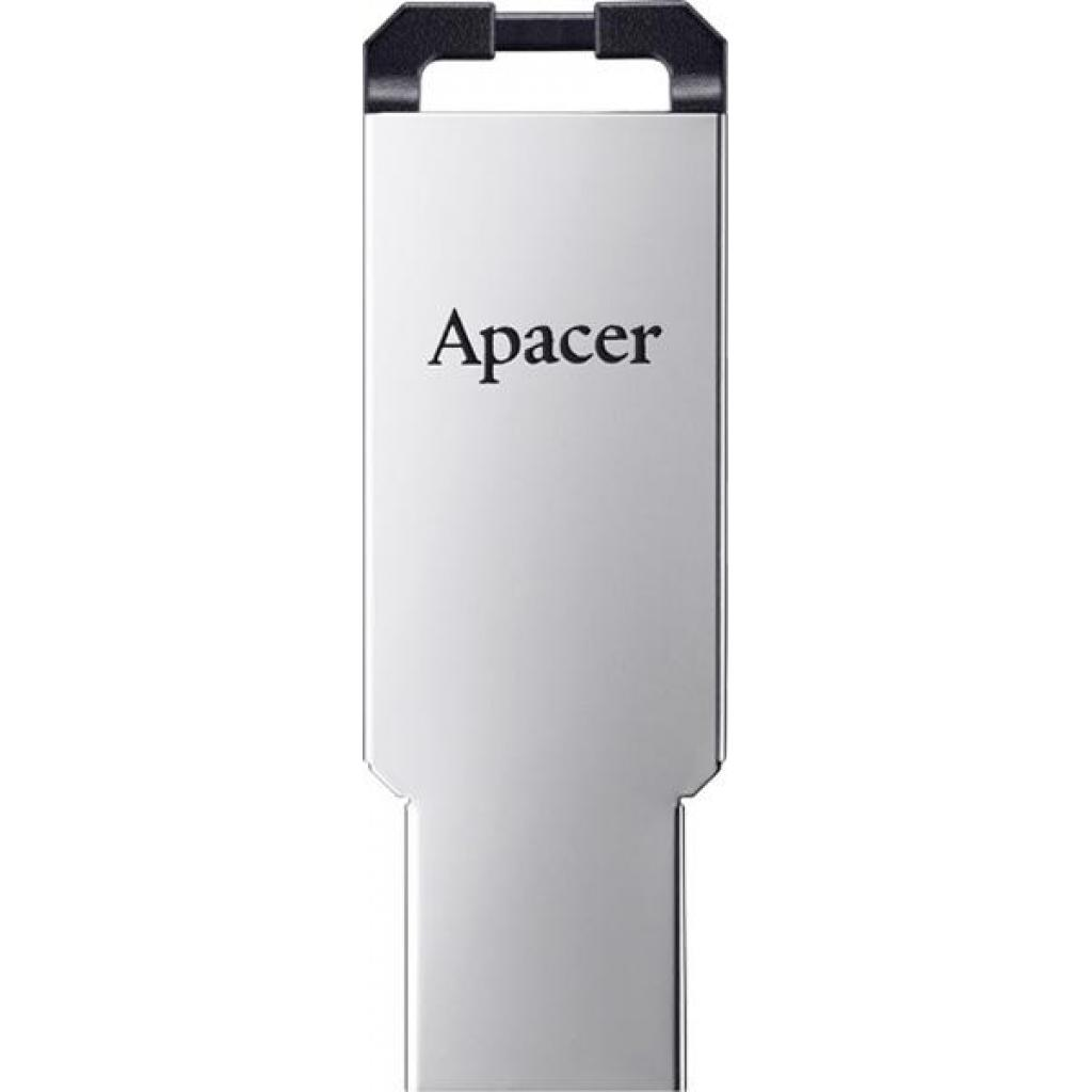 USB флеш накопитель Apacer 16GB AH310 Silver USB 2.0 (AP16GAH310S-1)