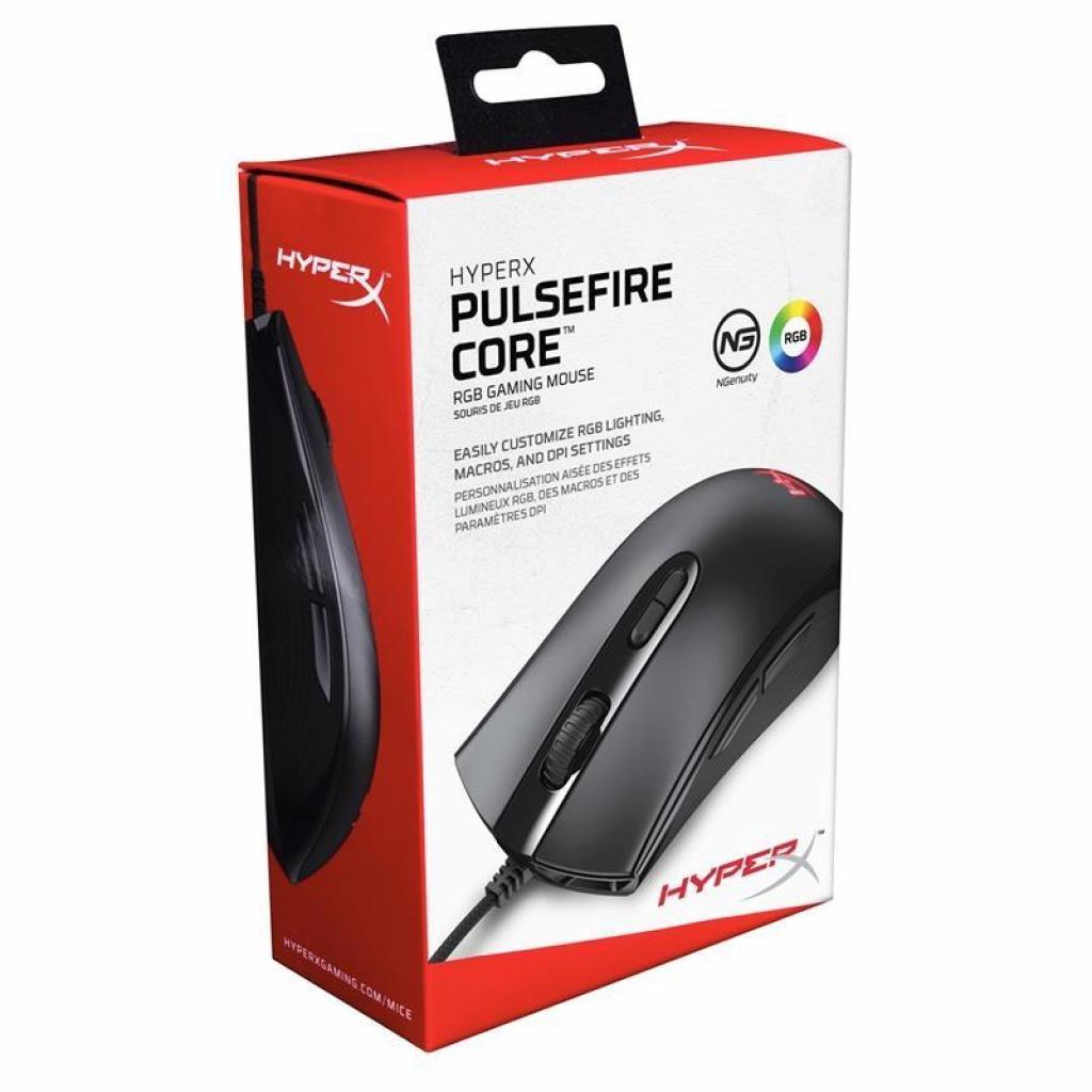 Мишка HyperX Pulsefire Core RGB (HX-MC004B) зображення 6