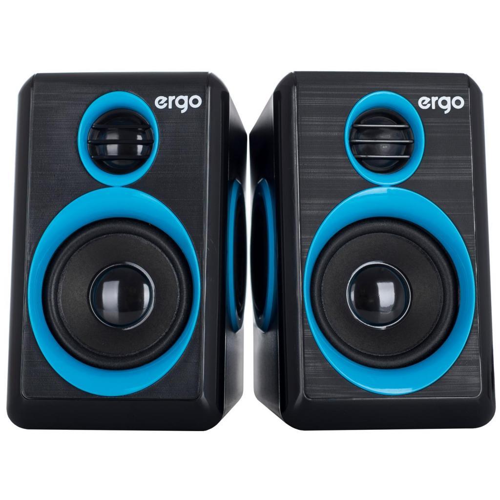 Акустическая система Ergo S-165 Blue/Black изображение 2