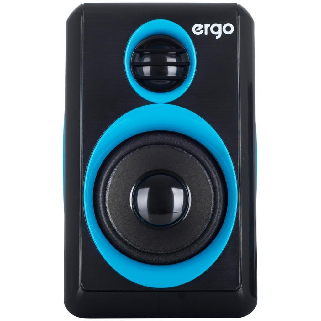 Акустическая система Ergo S-165 Blue/Black изображение 3