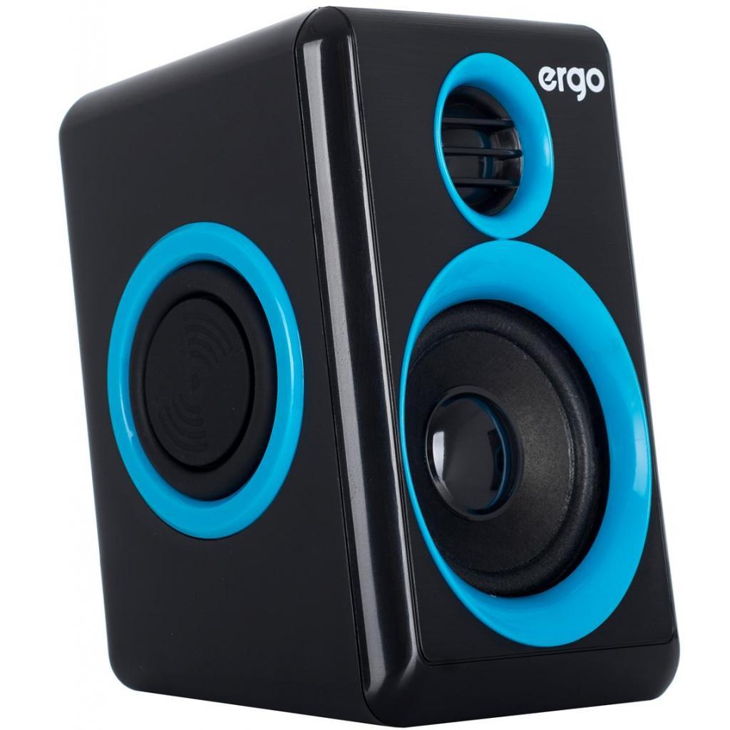 Акустическая система Ergo S-165 Blue/Black изображение 4