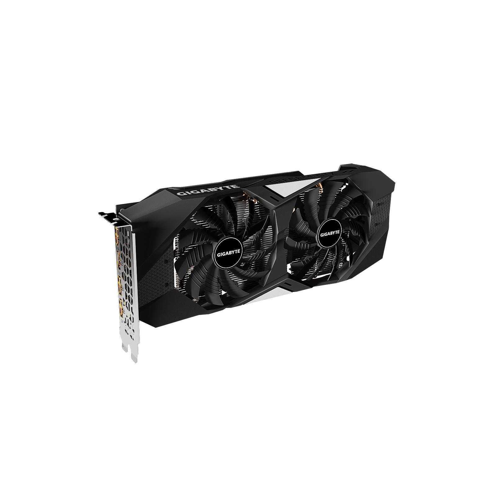 Видеокарта GIGABYTE GeForce RTX2060 SUPER 8192Mb WINDFORCE (GV-N206SWF2OC-8GD) изображение 5