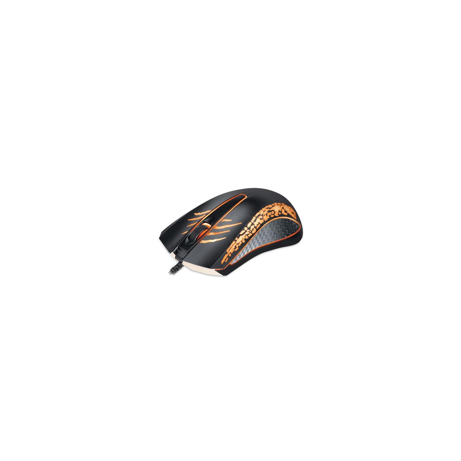 Мышка REAL-EL RM-503 Black