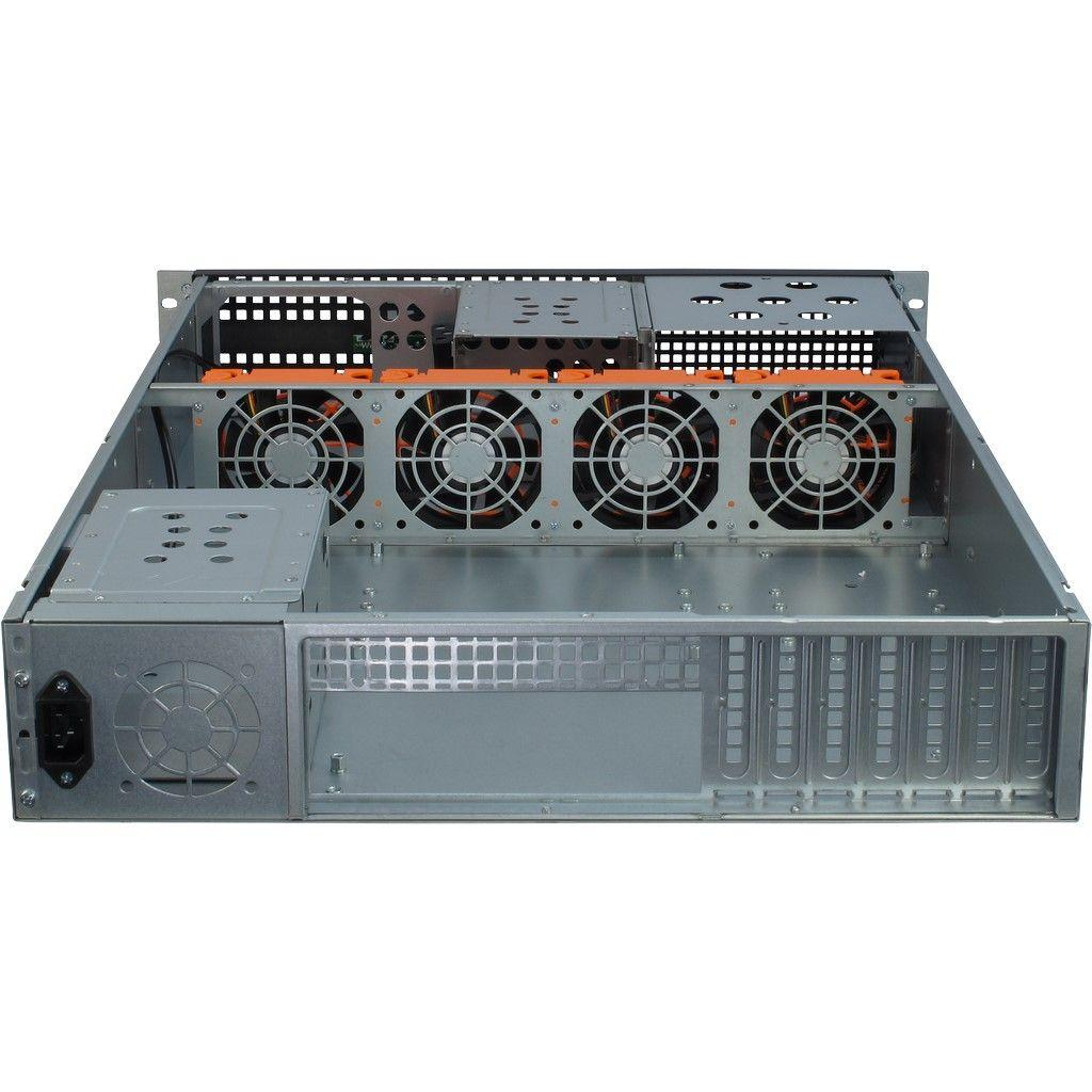 Корпус для сервера Inter-Tech 2U 2129-N (454872) изображение 2