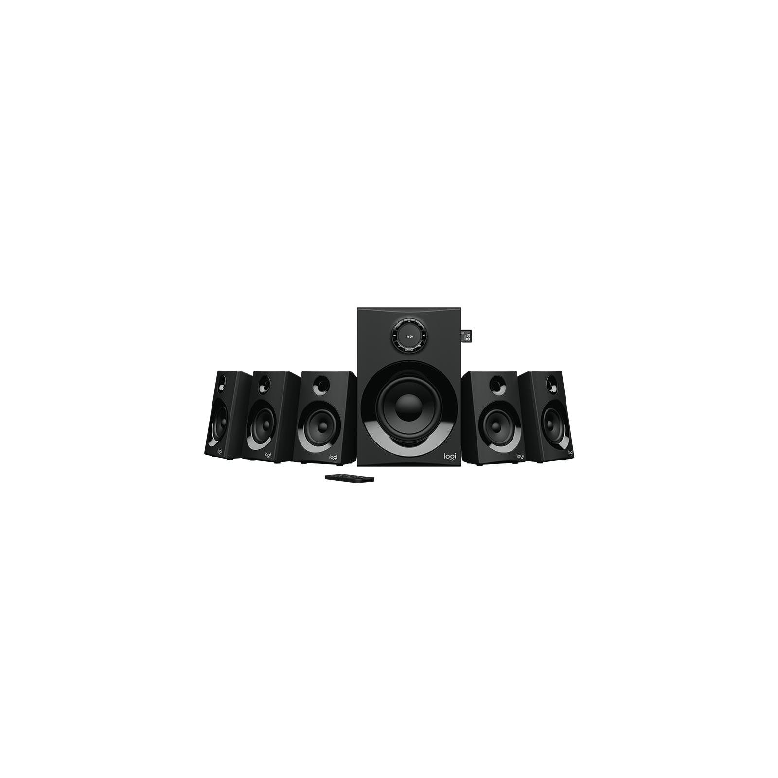 Акустическая система Logitech Z607 Bluetooth Black (980-001316) изображение 2