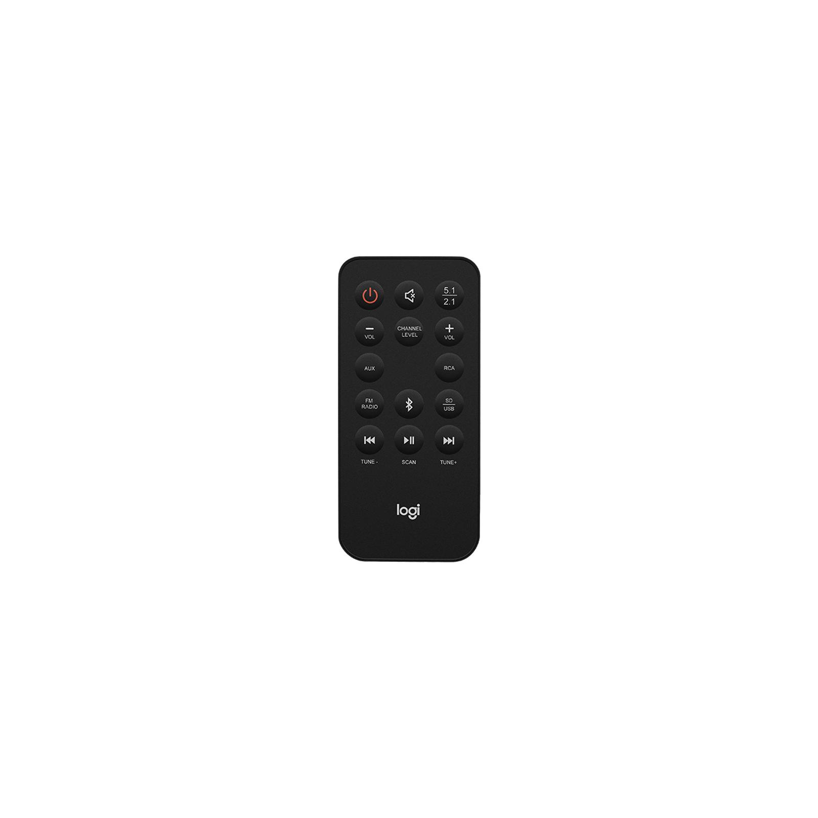 Акустическая система Logitech Z607 Bluetooth Black (980-001316) изображение 5