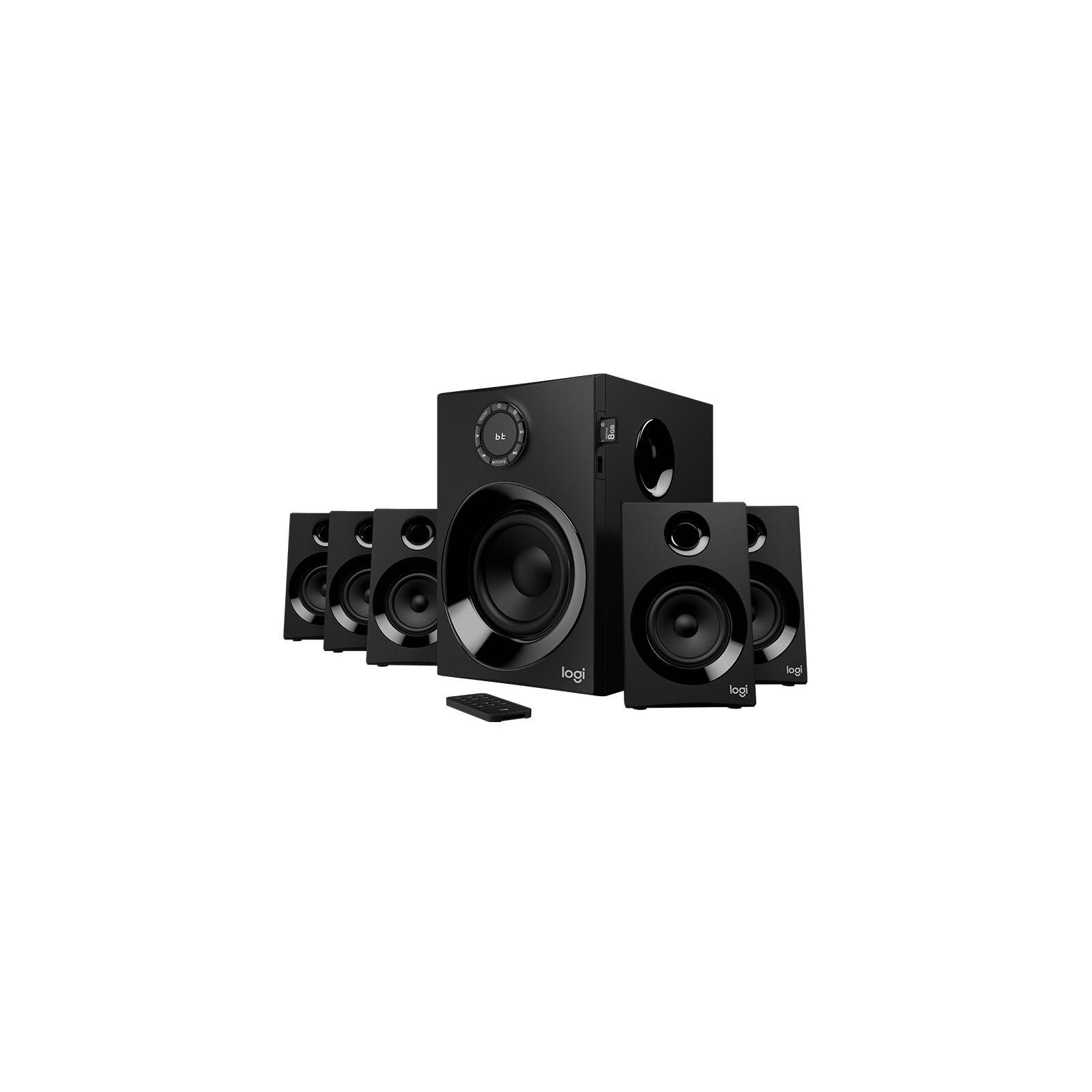 Акустическая система Logitech Z607 Bluetooth Black (980-001316)