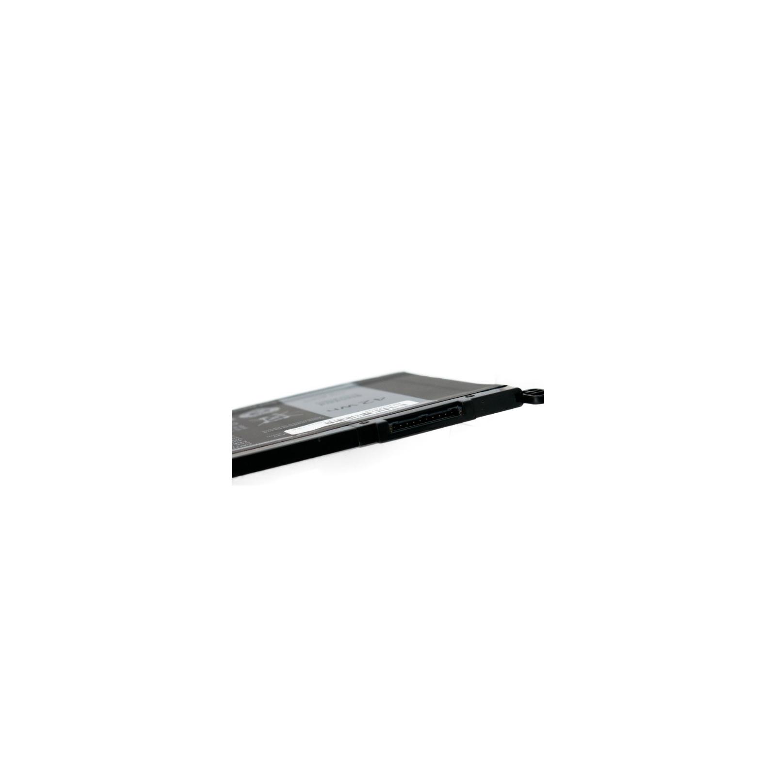 Аккумулятор для ноутбука Dell WDX0R 13.2V, 3500mAh Extradigital (BND4001) изображение 3