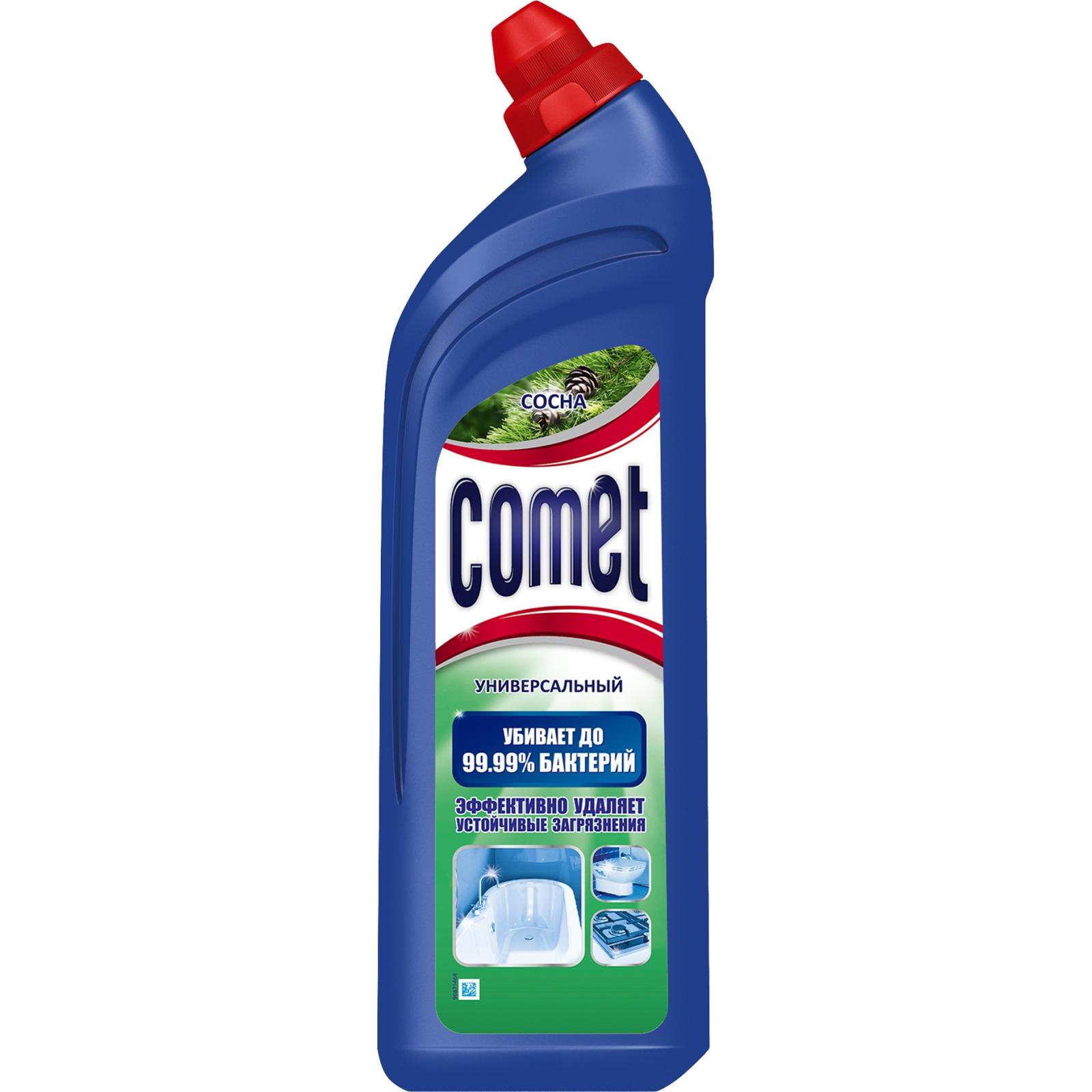 Чистящий гель Comet Сосна1л (8001480024861)
